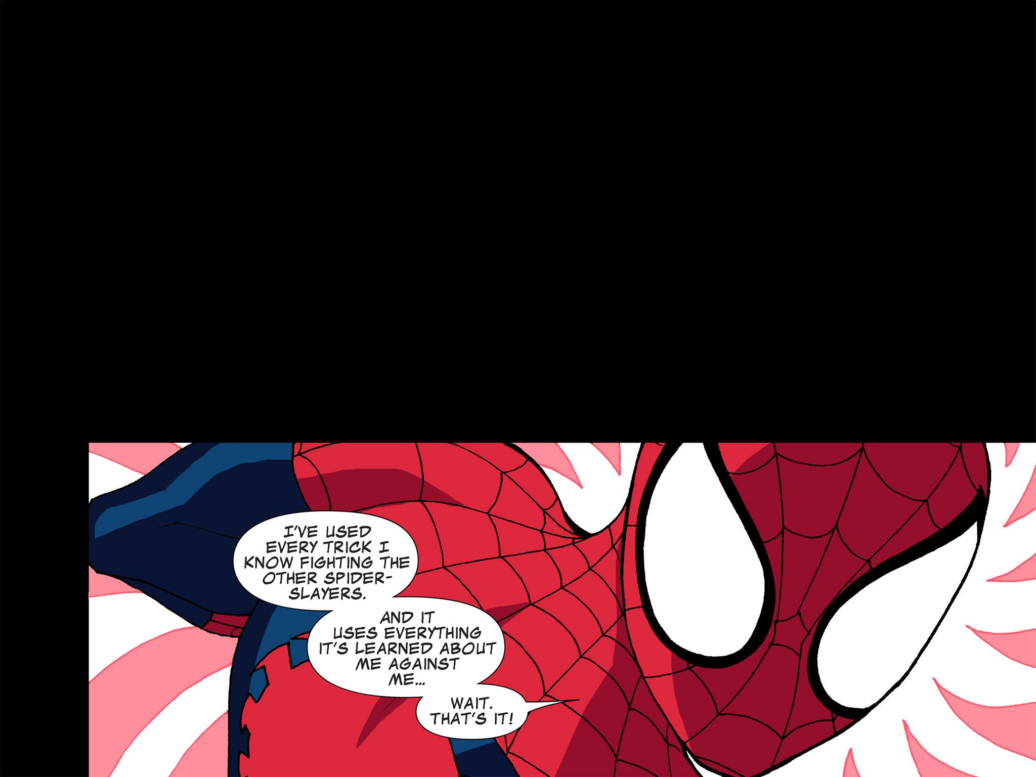 Read online Ultimate Spider-Man (Infinite Comics) (2015) comic -  Issue #6 - 29