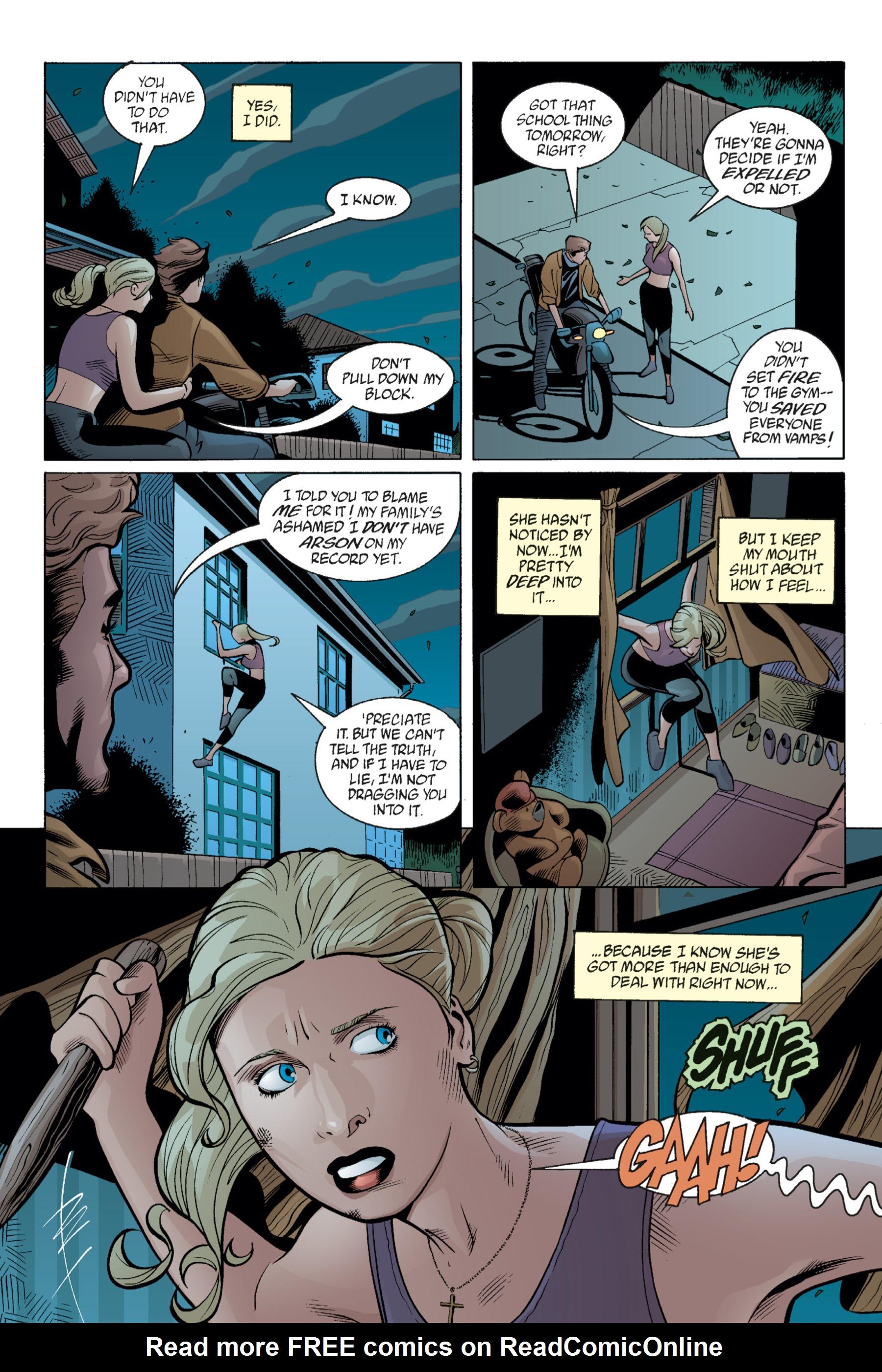 Read online Buffy the Vampire Slayer: Omnibus comic -  Issue # TPB 1 - 110