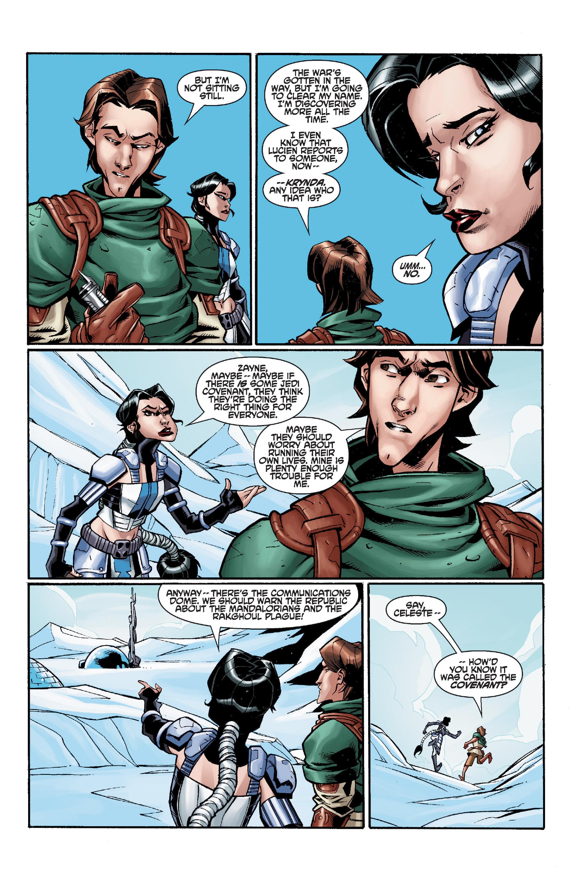 Read online Star Wars Omnibus comic -  Issue # Vol. 32 - 194
