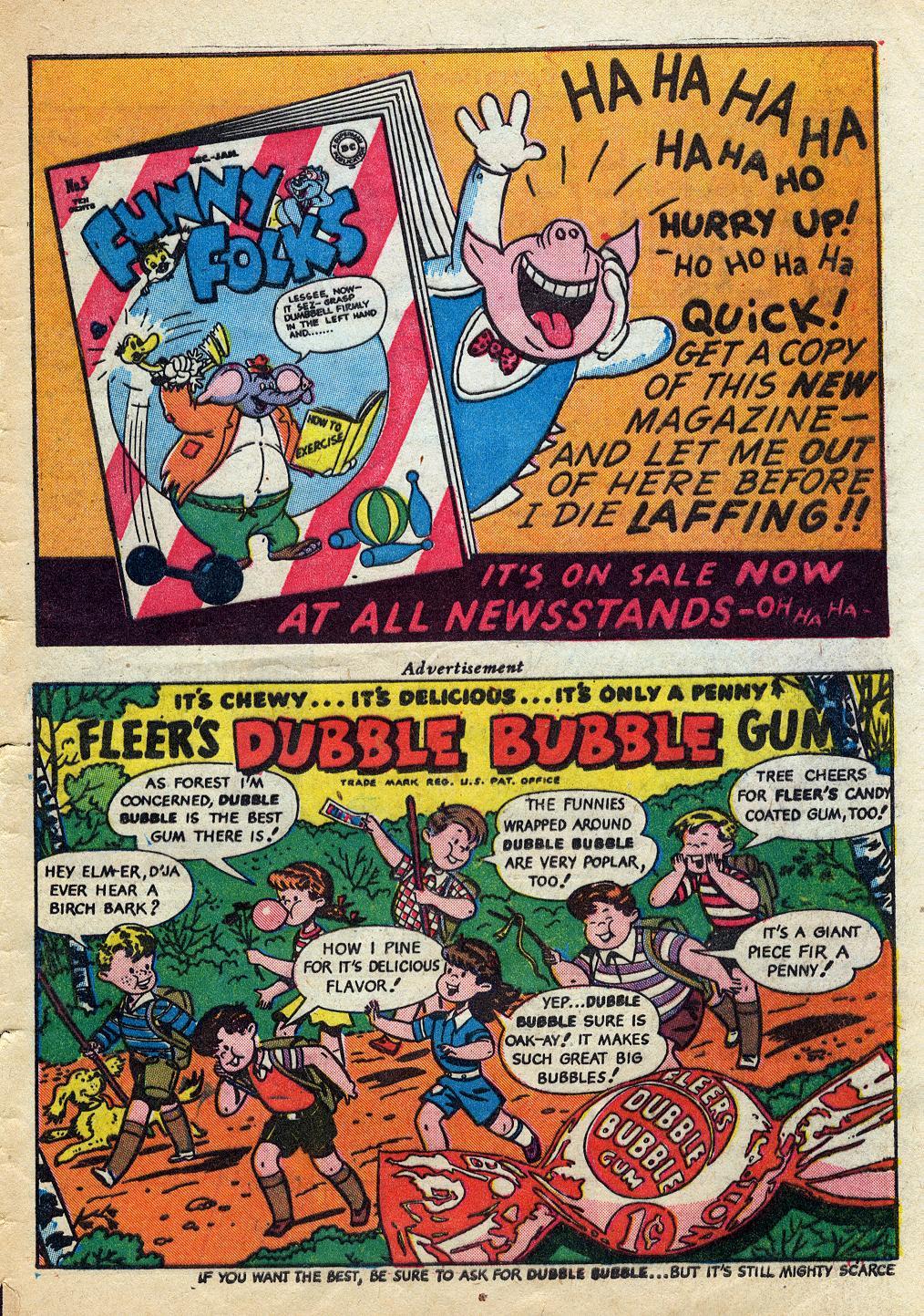 Read online Sensation (Mystery) Comics comic -  Issue #60 - 41
