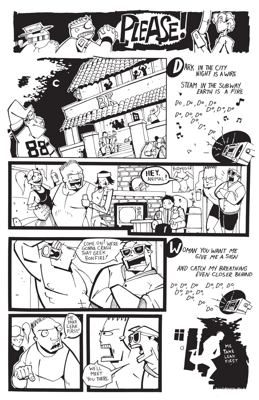 Read online Scud: The Disposable Assassin: The Whole Shebang comic -  Issue # TPB (Part 3) - 111