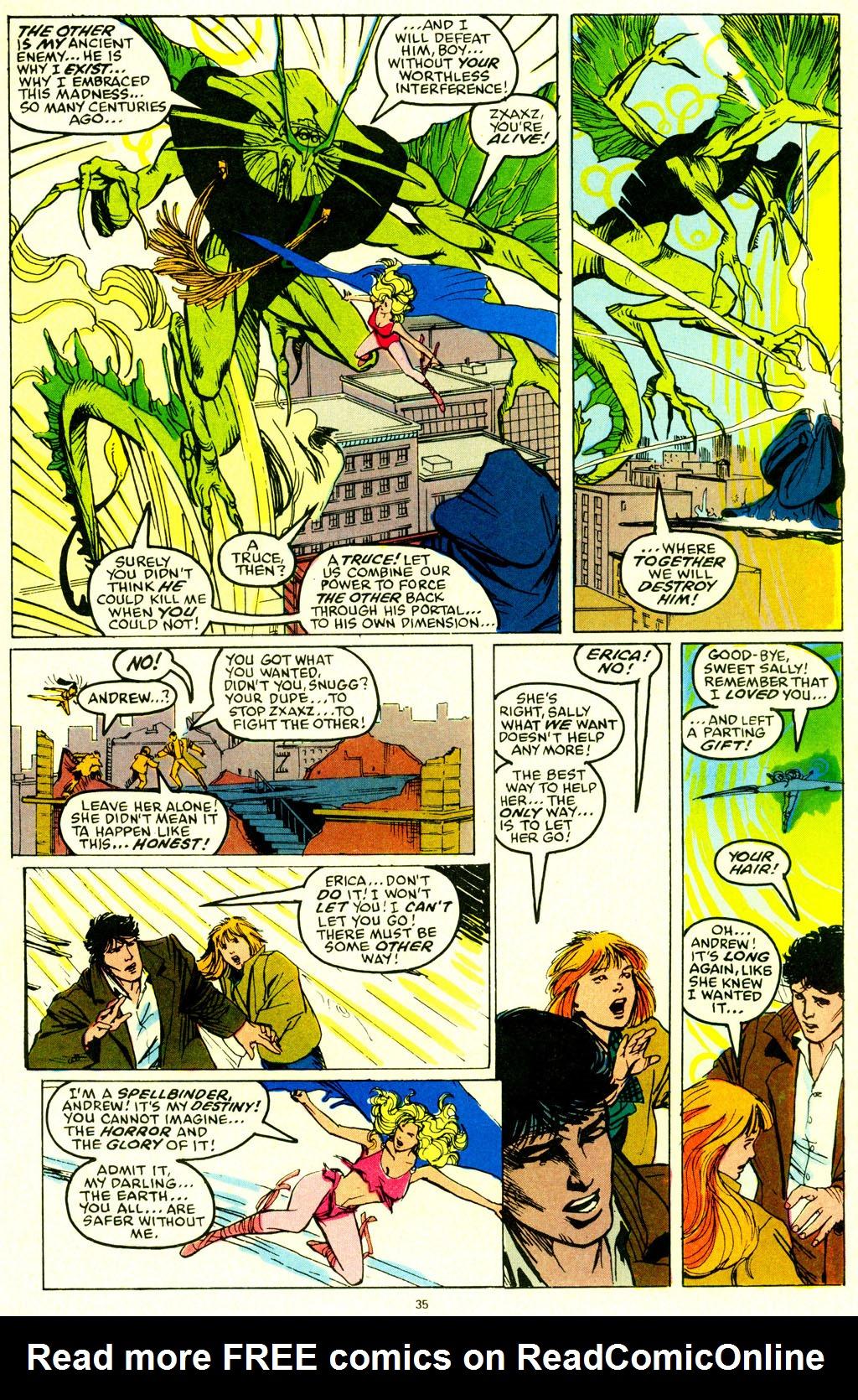 Read online Spellbound comic -  Issue #6 - 36