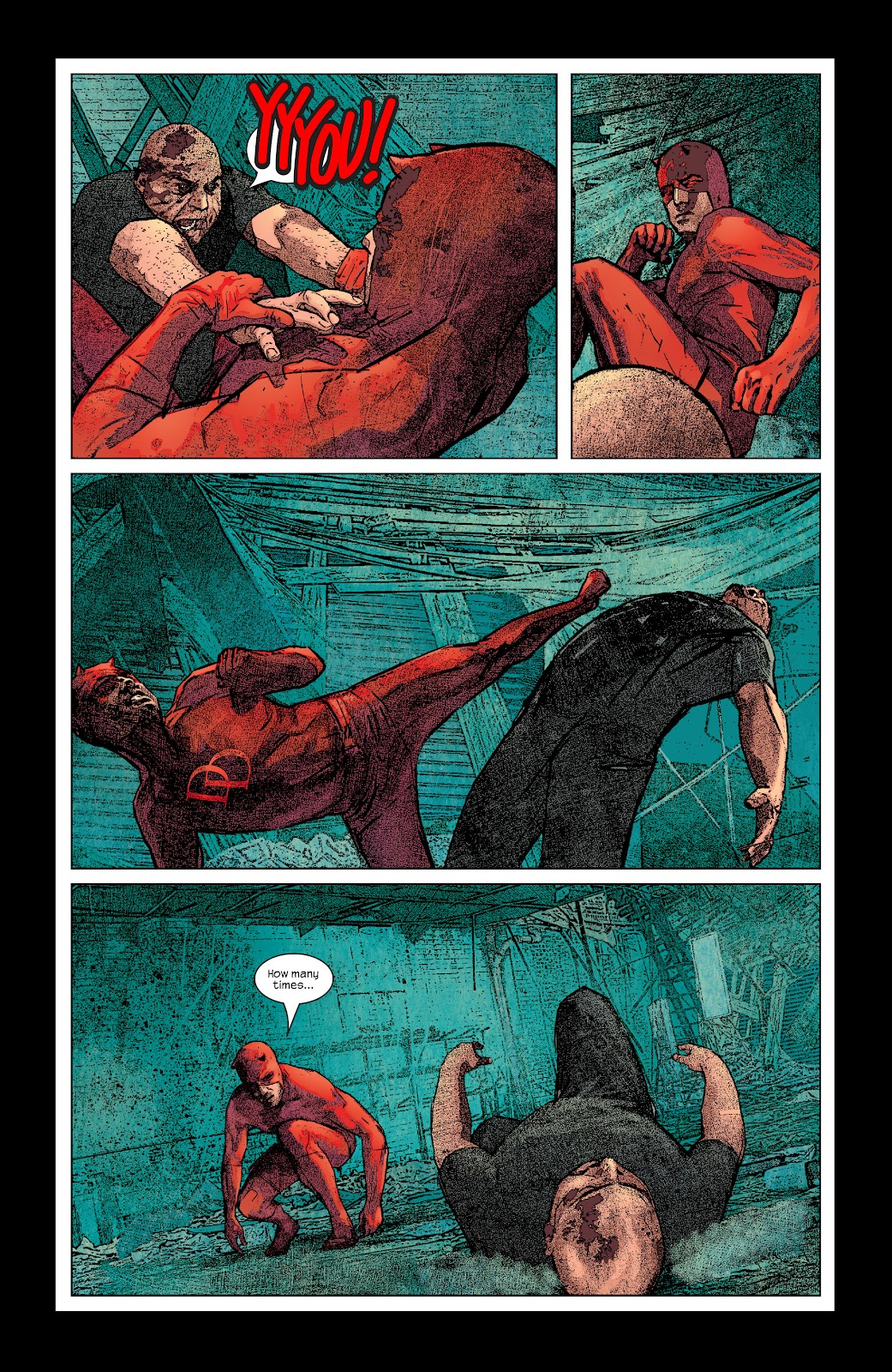 Read online Daredevil (1998) comic -  Issue # _Ultimate_Collection TPB 2 (Part 3) - 26