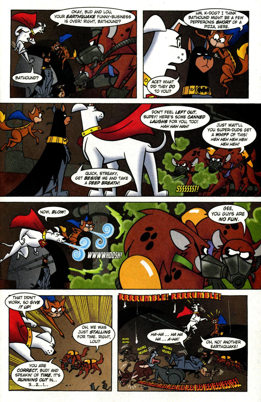 Read online Krypto the Superdog comic -  Issue #1 - 18