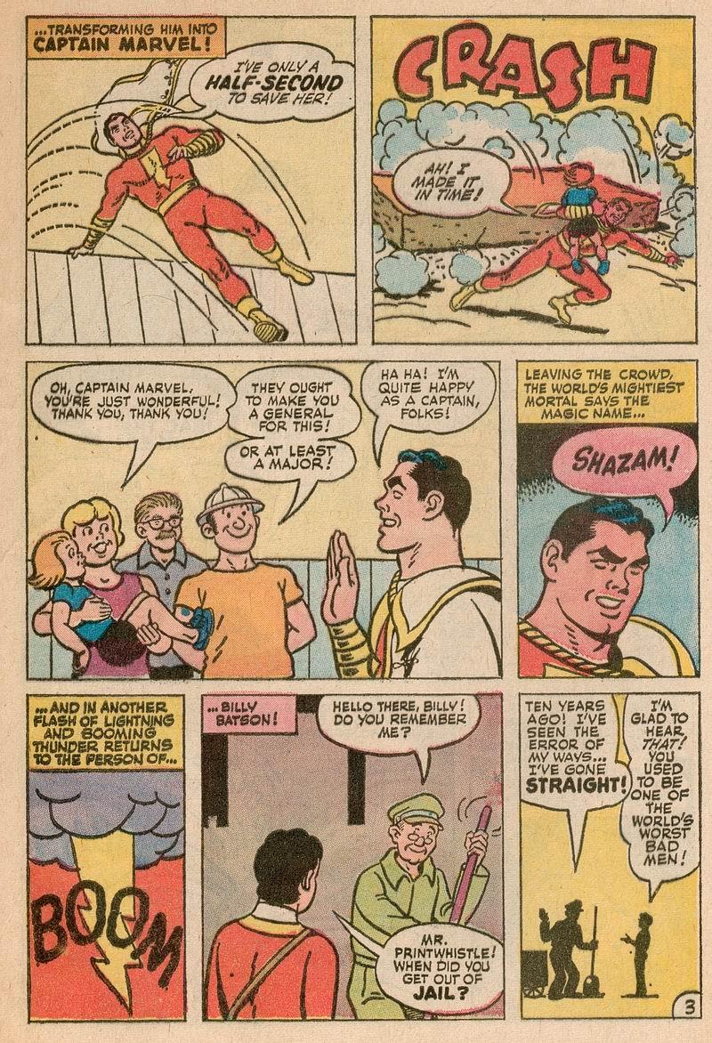 Read online Shazam! (1973) comic -  Issue #4 - 4