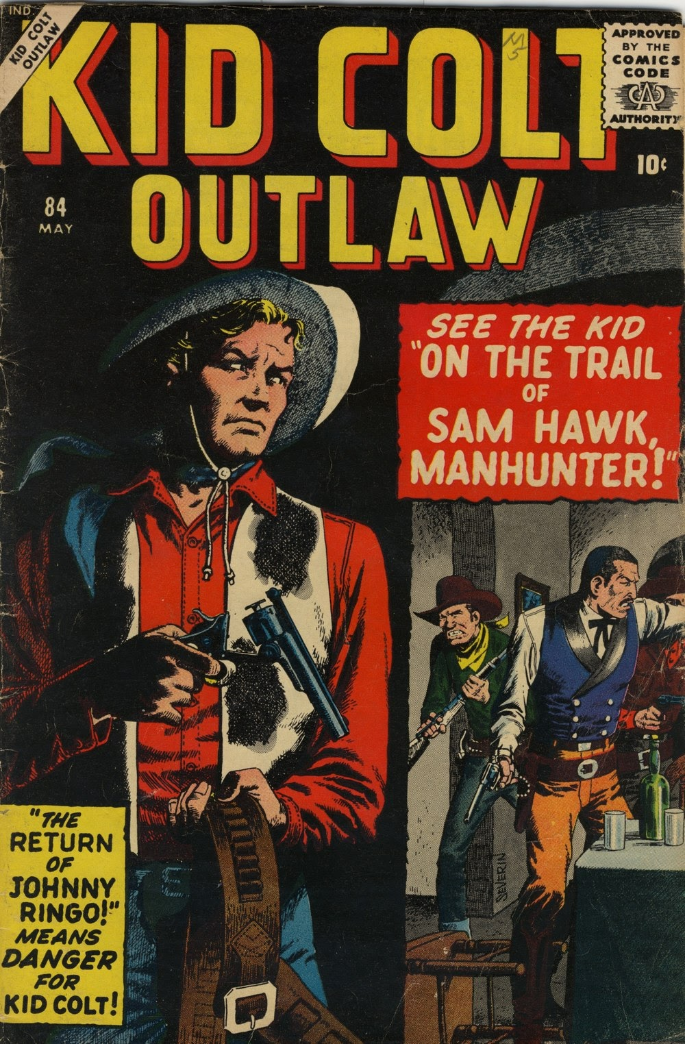 Kid Colt Outlaw issue 84 - Page 1