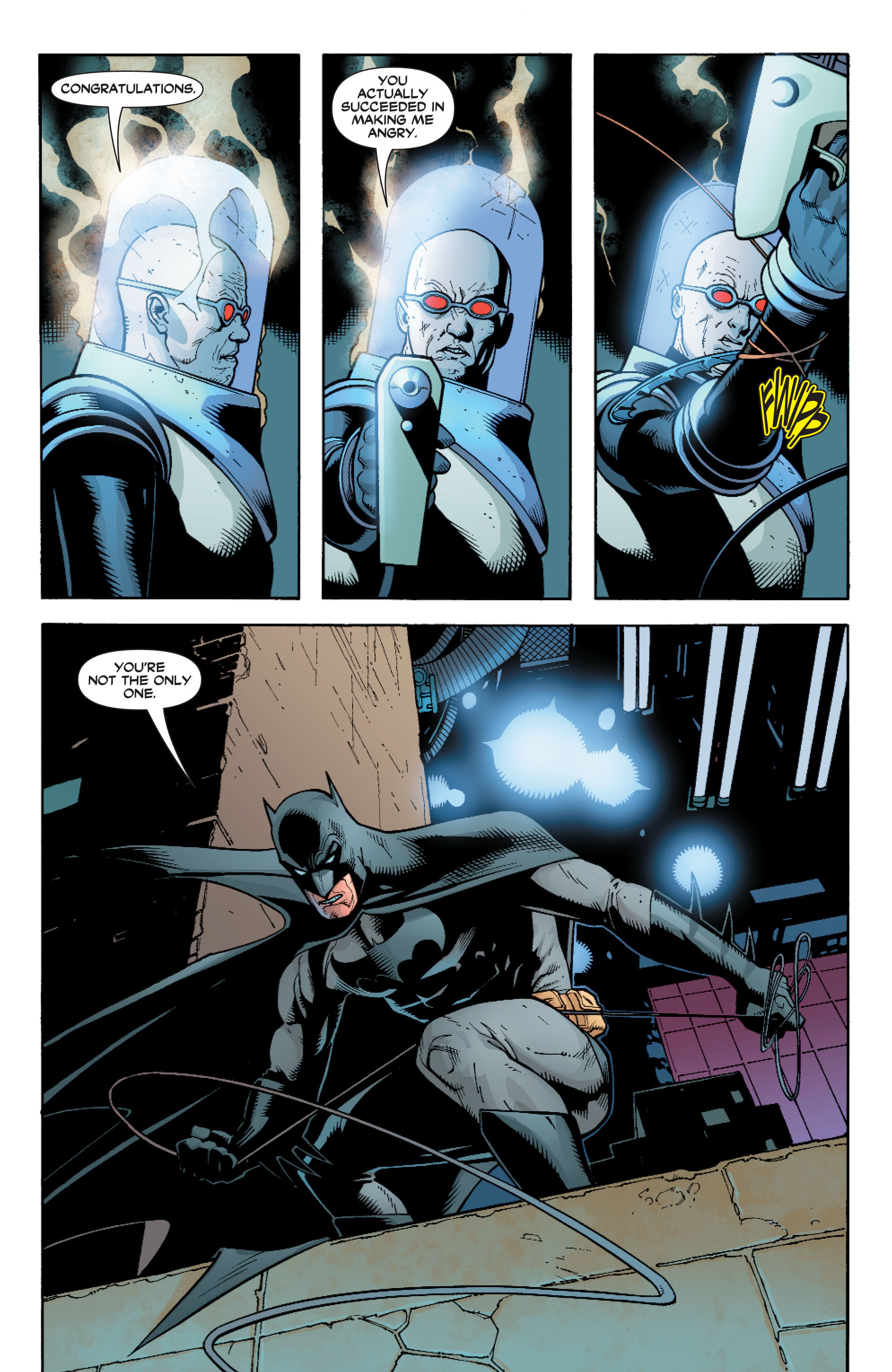 Read online Batman: Under The Red Hood comic -  Issue # Full - 94