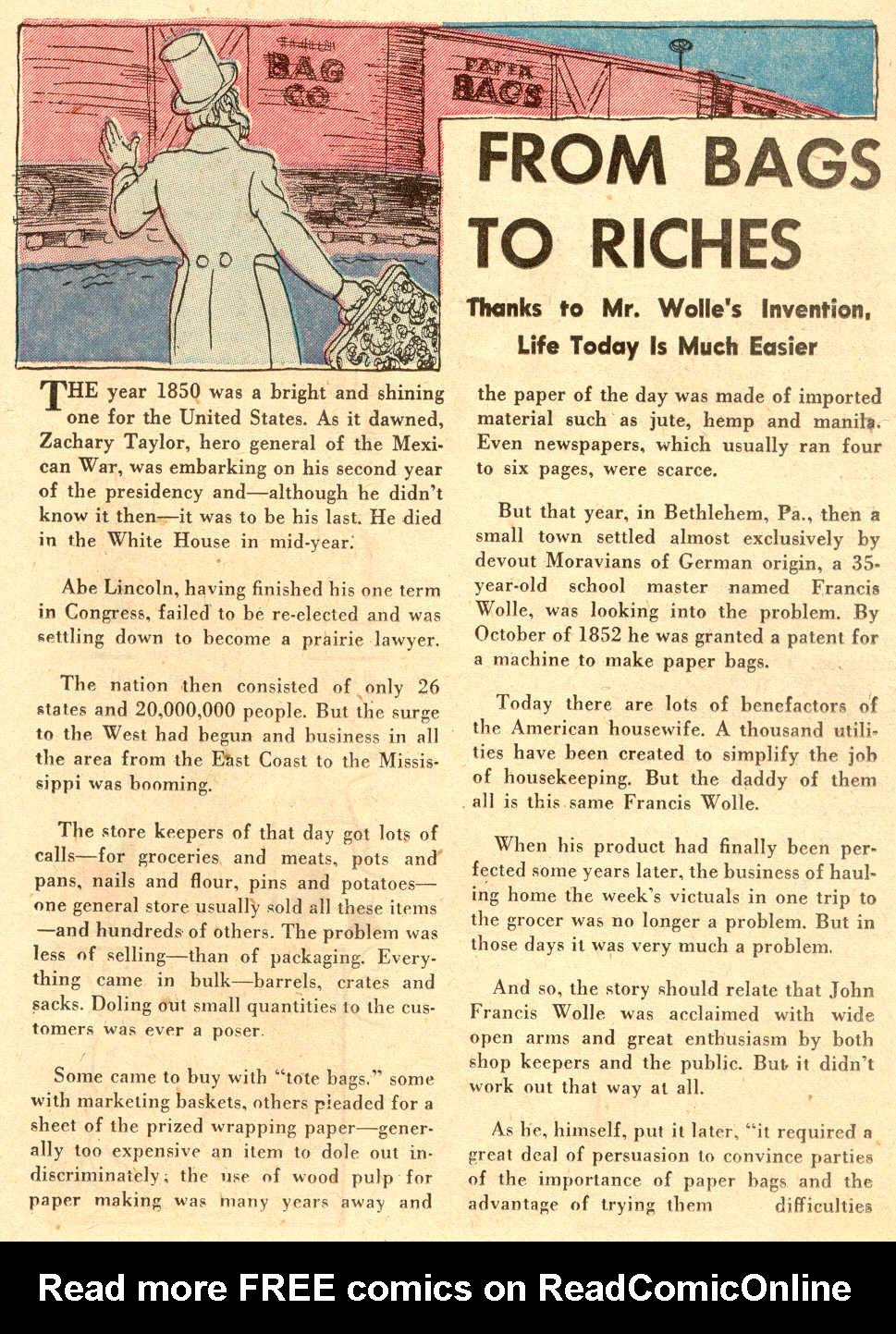 Read online Adventure Comics (1938) comic -  Issue #208 - 23
