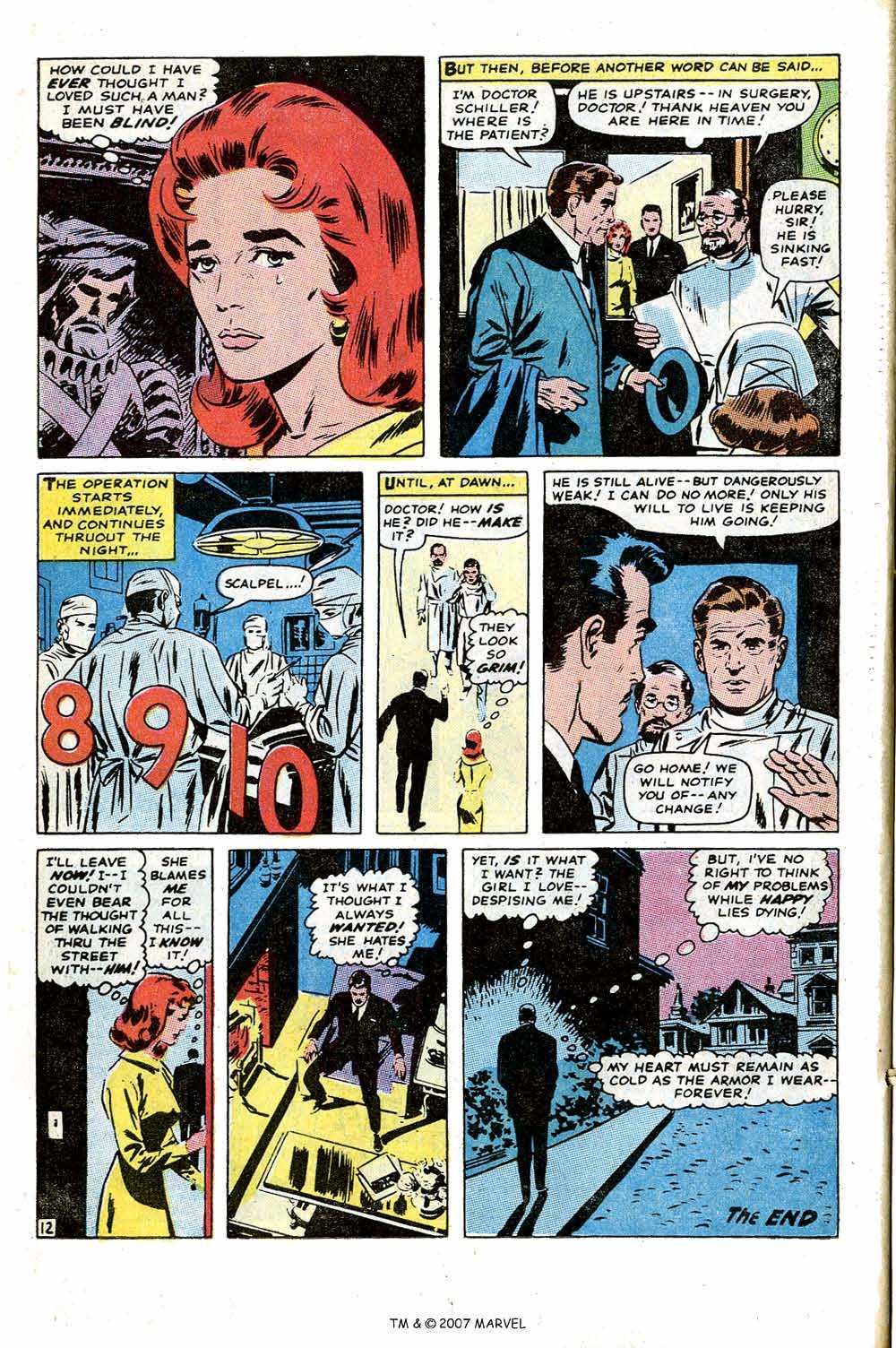 Iron Man Annual issue 1 - Page 18