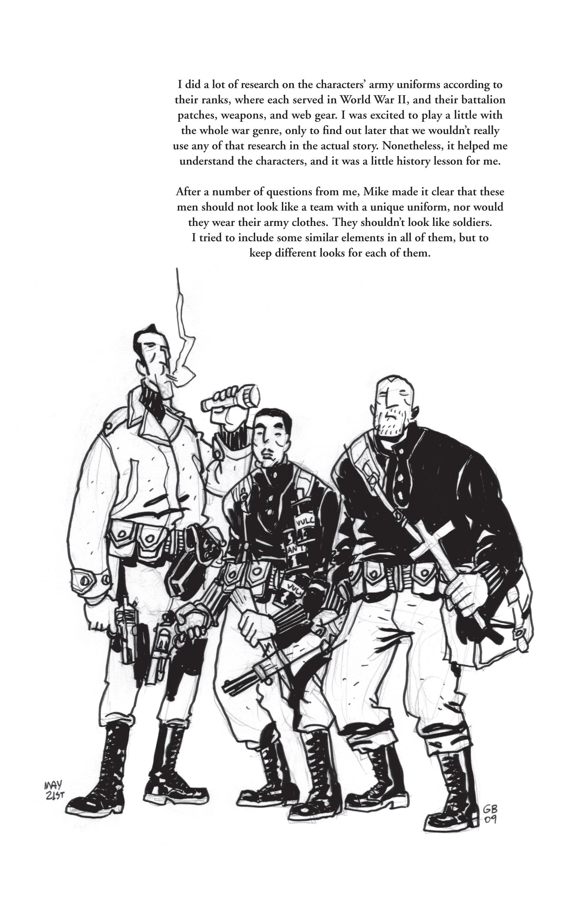 Read online B.P.R.D. (2003) comic -  Issue # TPB 13 - 147