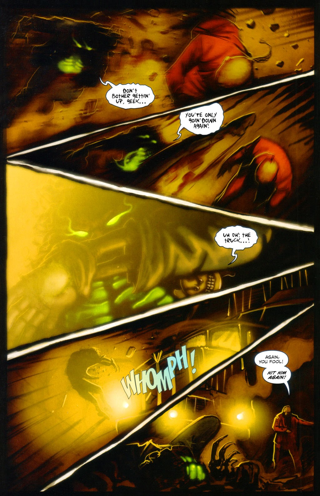 Read online Evil Ernie in Santa Fe comic -  Issue #3 - 16