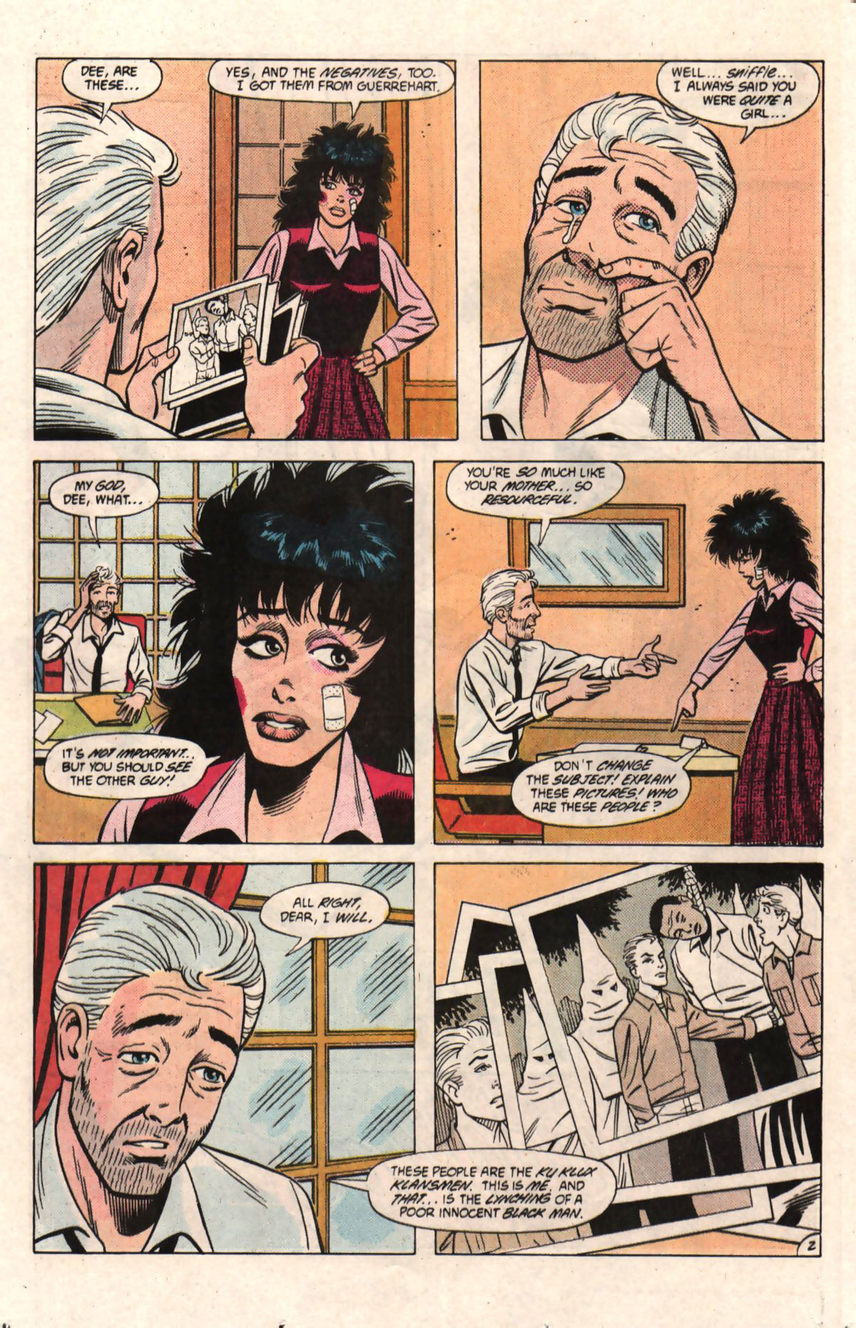 Action Comics (1938) 641 Page 11