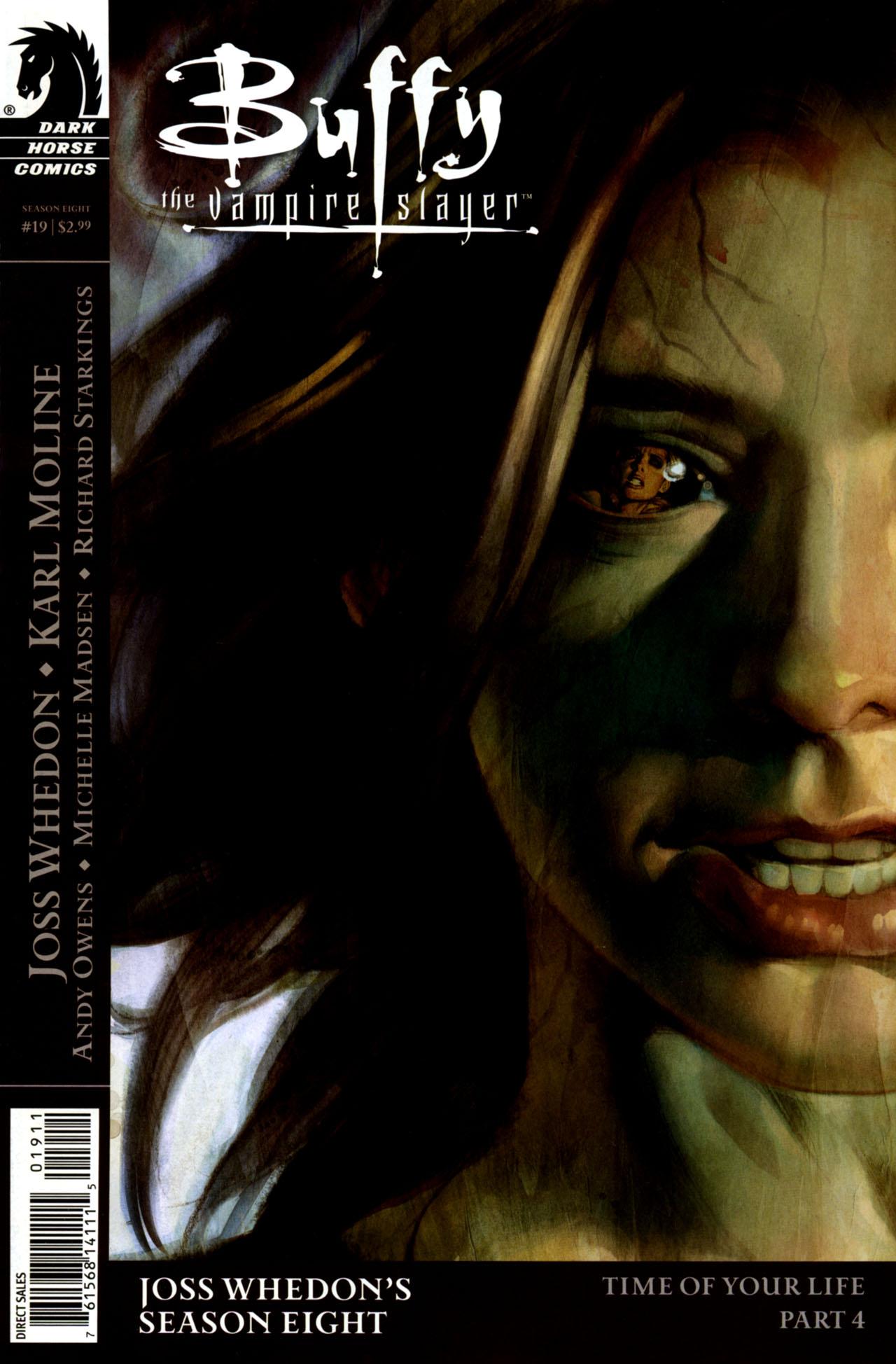 Buffy the Vampire Slayer Season Eight 19 Page 1