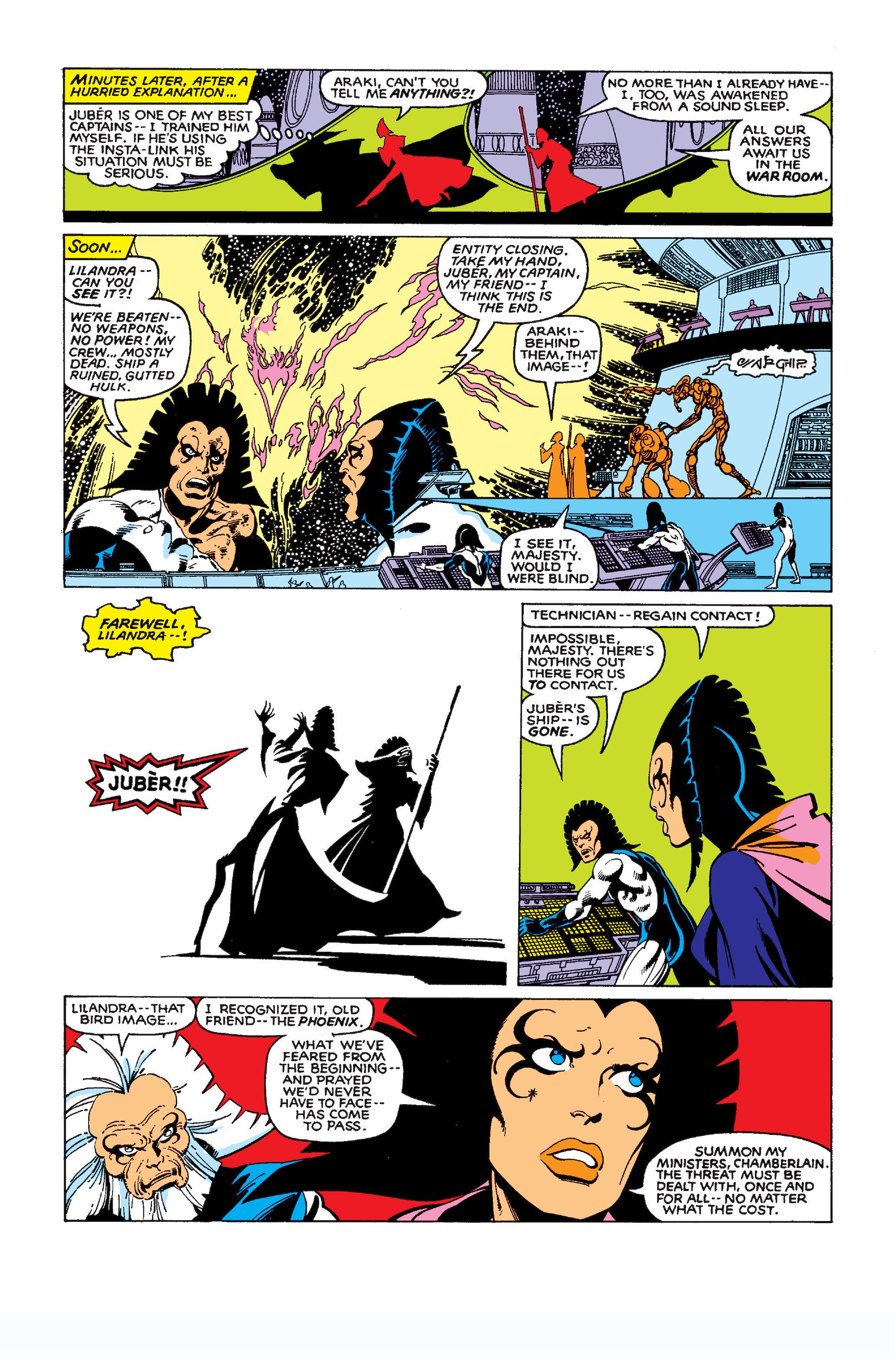Read online Uncanny X-Men (1963) comic -  Issue #135 - 17