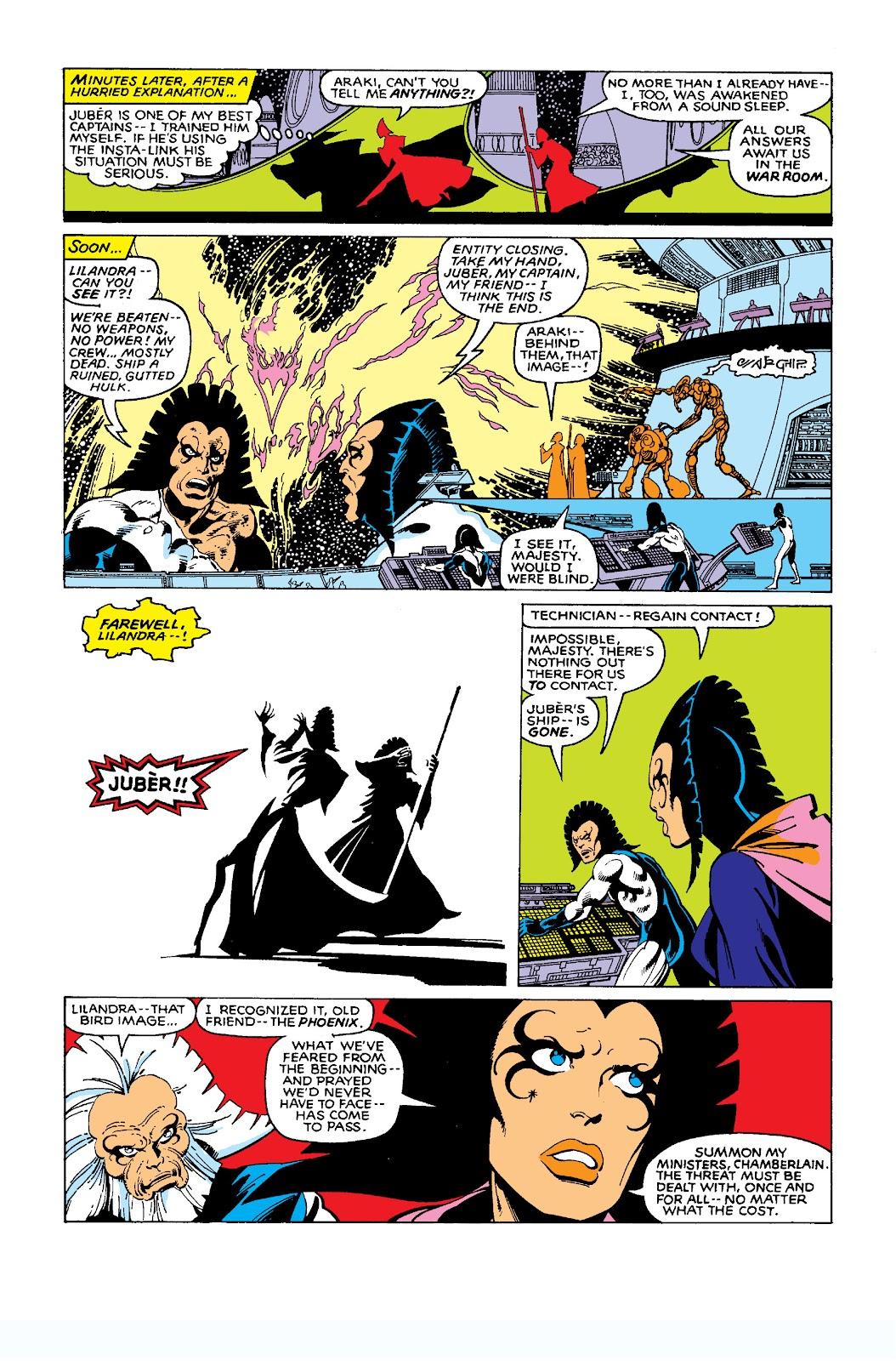 Uncanny X-Men (1963) issue 135 - Page 17