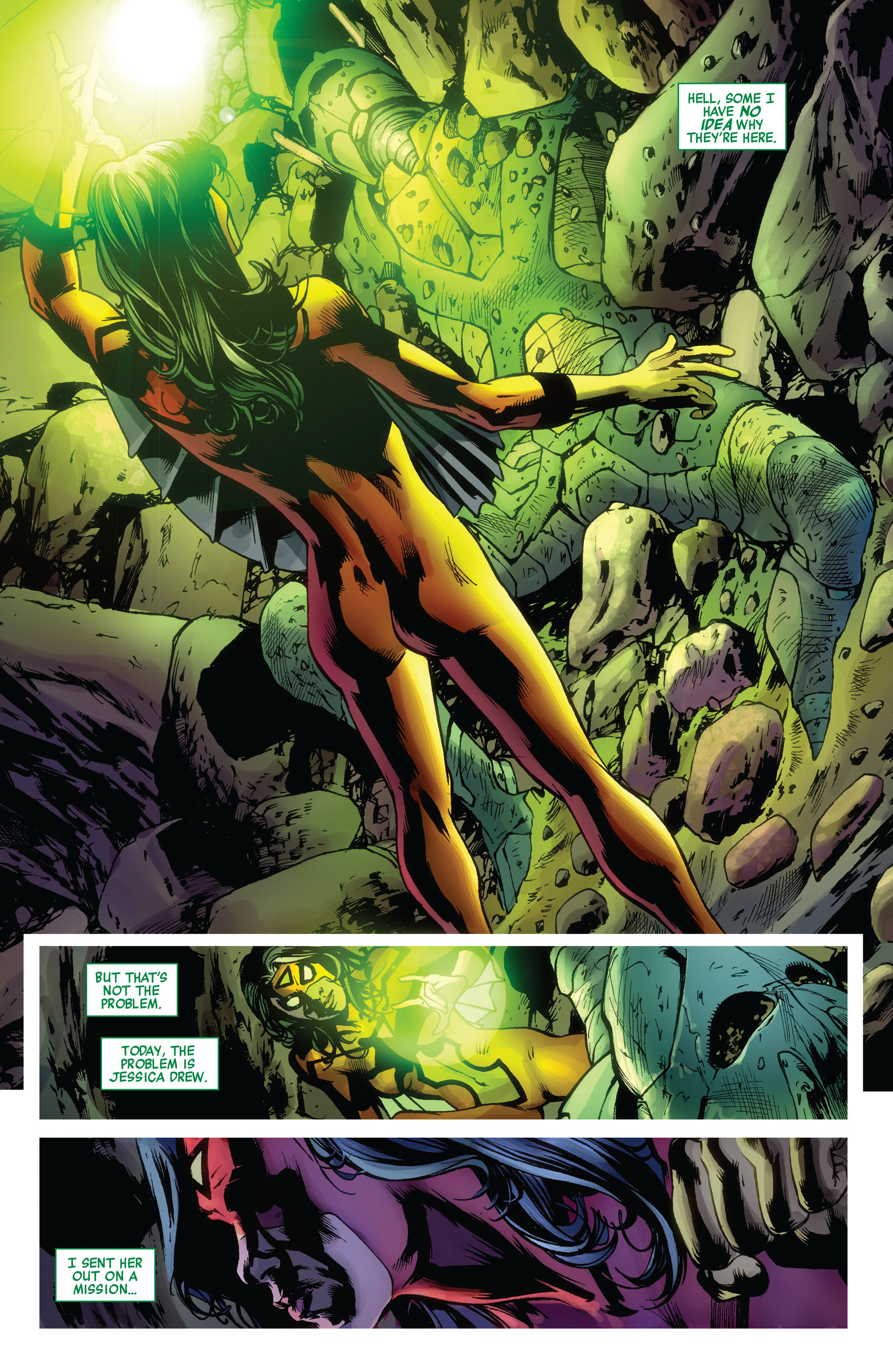 Read online Avengers (2010) comic -  Issue #12.1 - 4