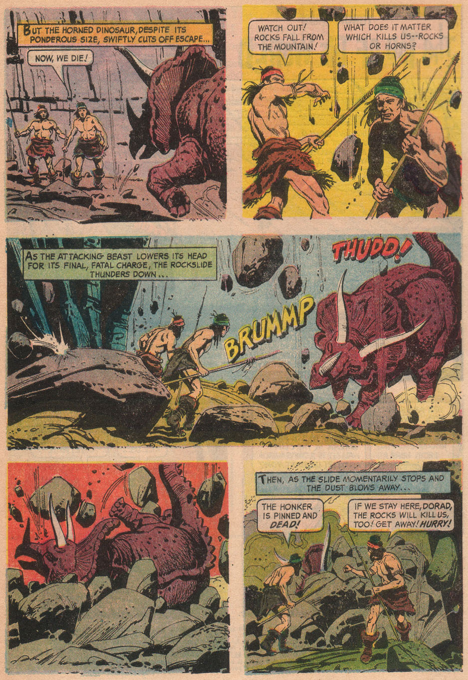 Read online Turok, Son of Stone comic -  Issue #48 - 4