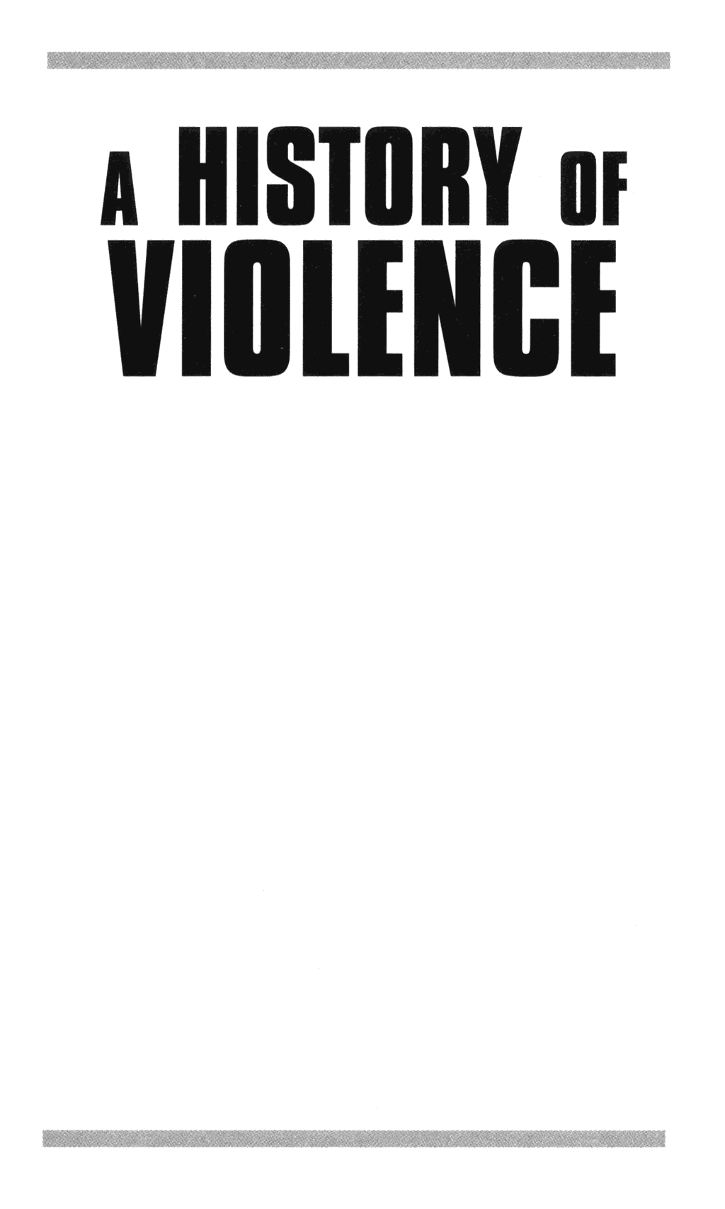 Read online A History of Violence comic -  Issue #A History of Violence Full - 4