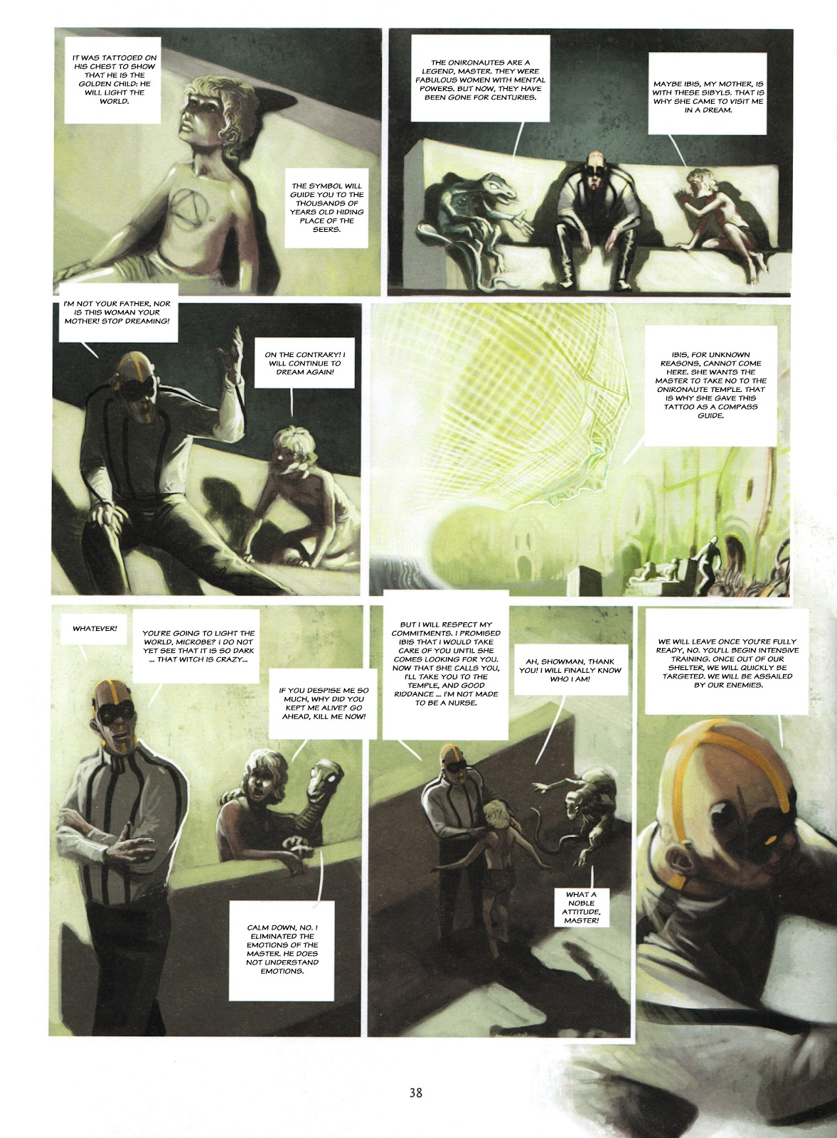 Showman Killer issue 2 - Page 38