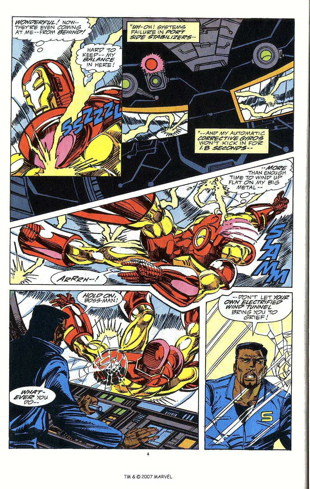 Iron Man Annual issue 12 - Page 6