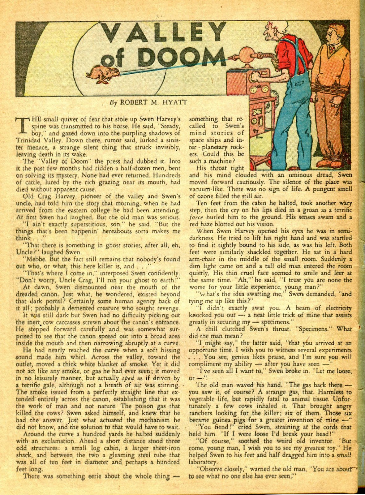 Read online Famous Funnies comic -  Issue #61 - 60