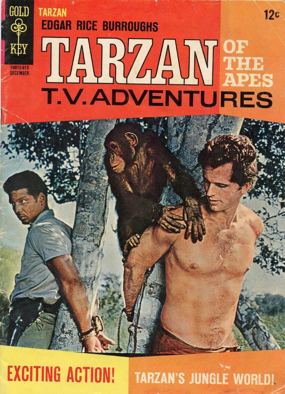 Tarzan (1962) issue 162 - Page 1