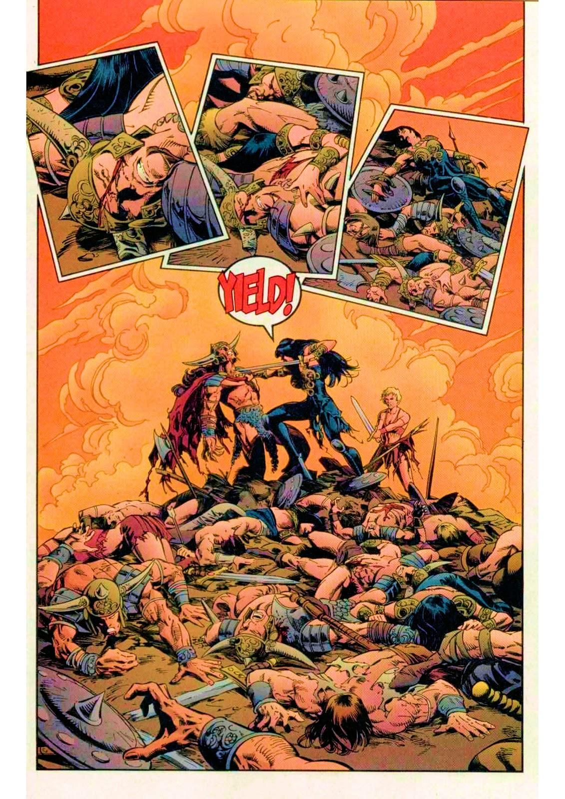 Xena: Warrior Princess (1999) Issue #14 #14 - English 24