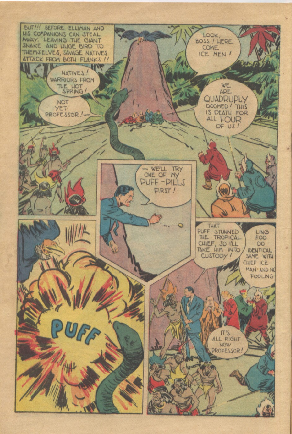 Super-Magician Comics issue 53 - Page 8