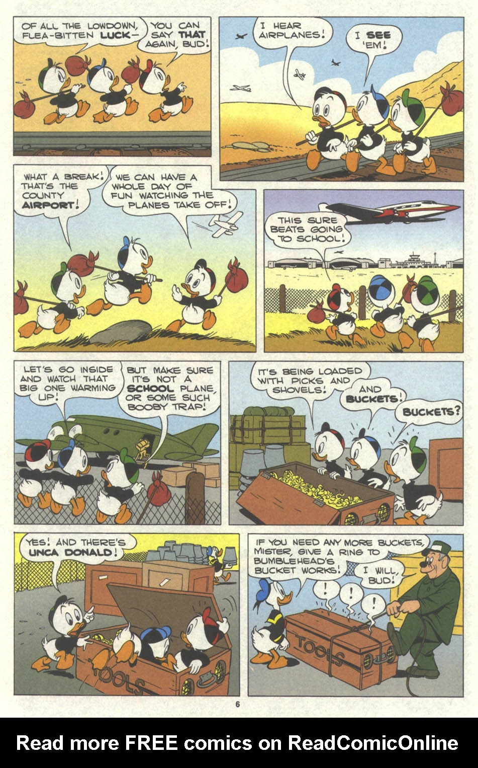 Walt Disney's Comics and Stories issue 577 - Page 8
