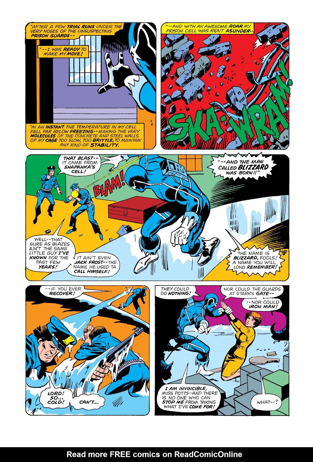 Read online Marvel Masterworks: The Invincible Iron Man comic -  Issue # TPB 11 (Part 2) - 9