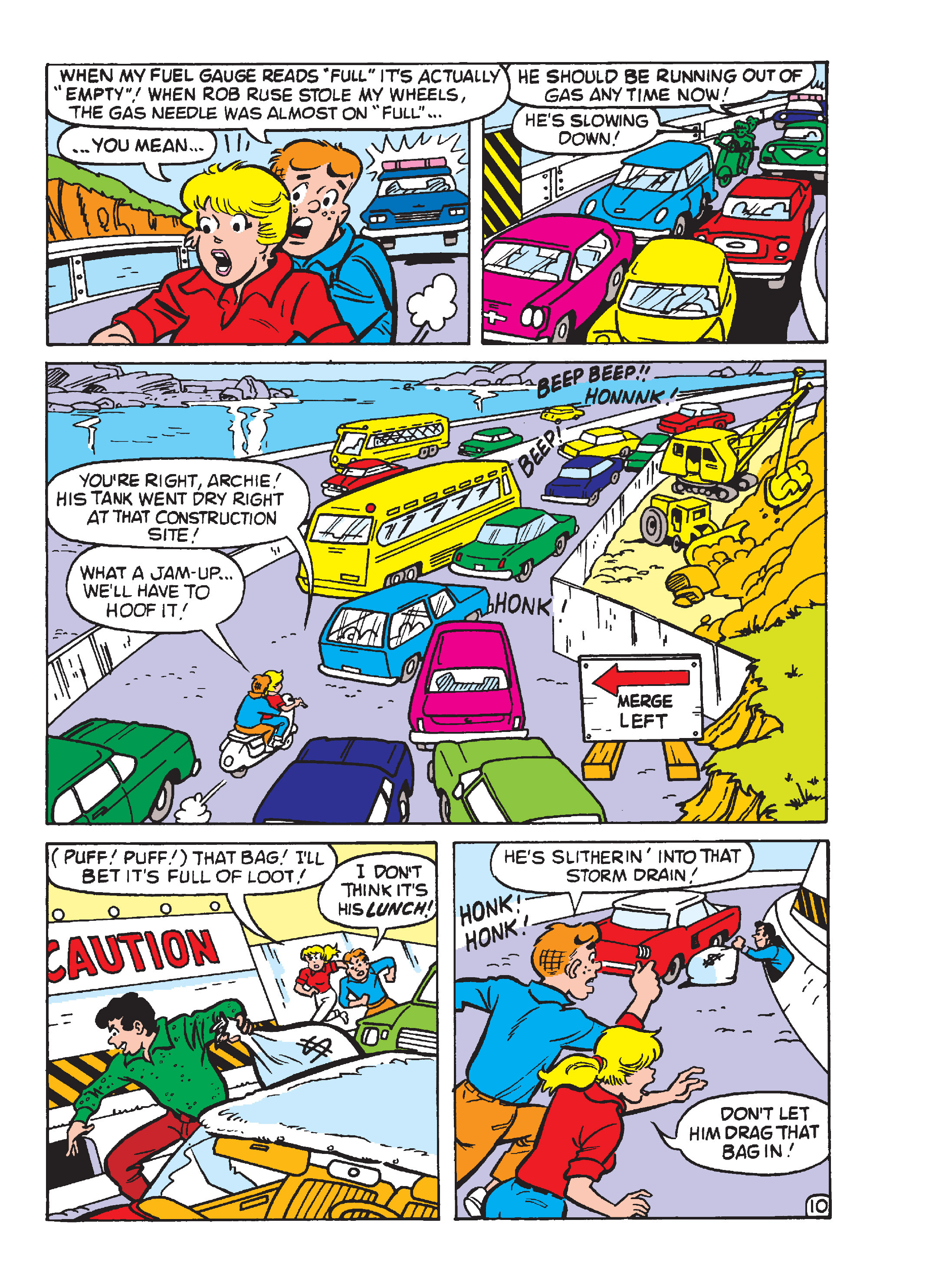 Read online Archie 1000 Page Comics Blowout! comic -  Issue # TPB (Part 4) - 203