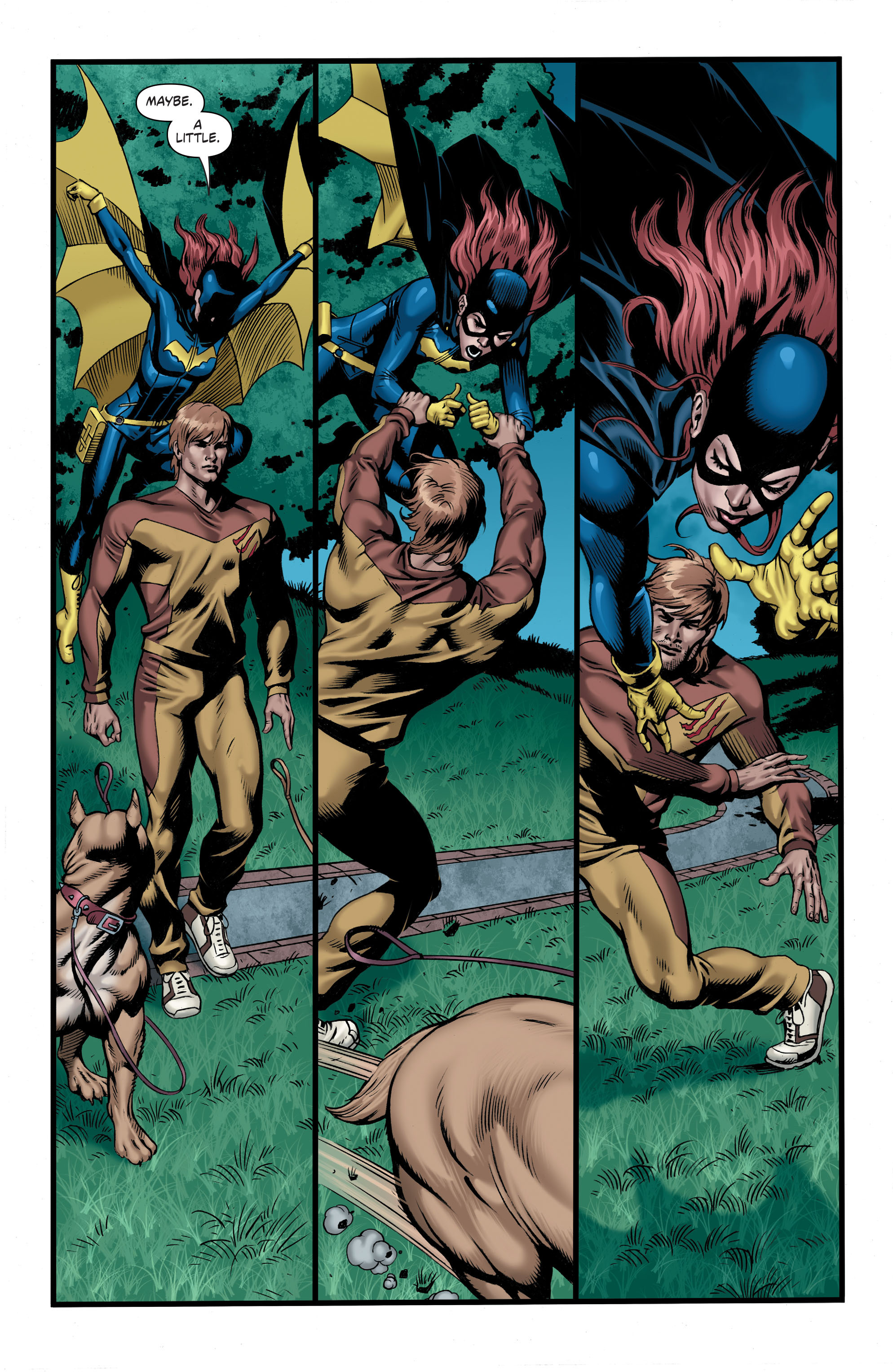 Read online Secret Six (2015) comic -  Issue #11 - 9