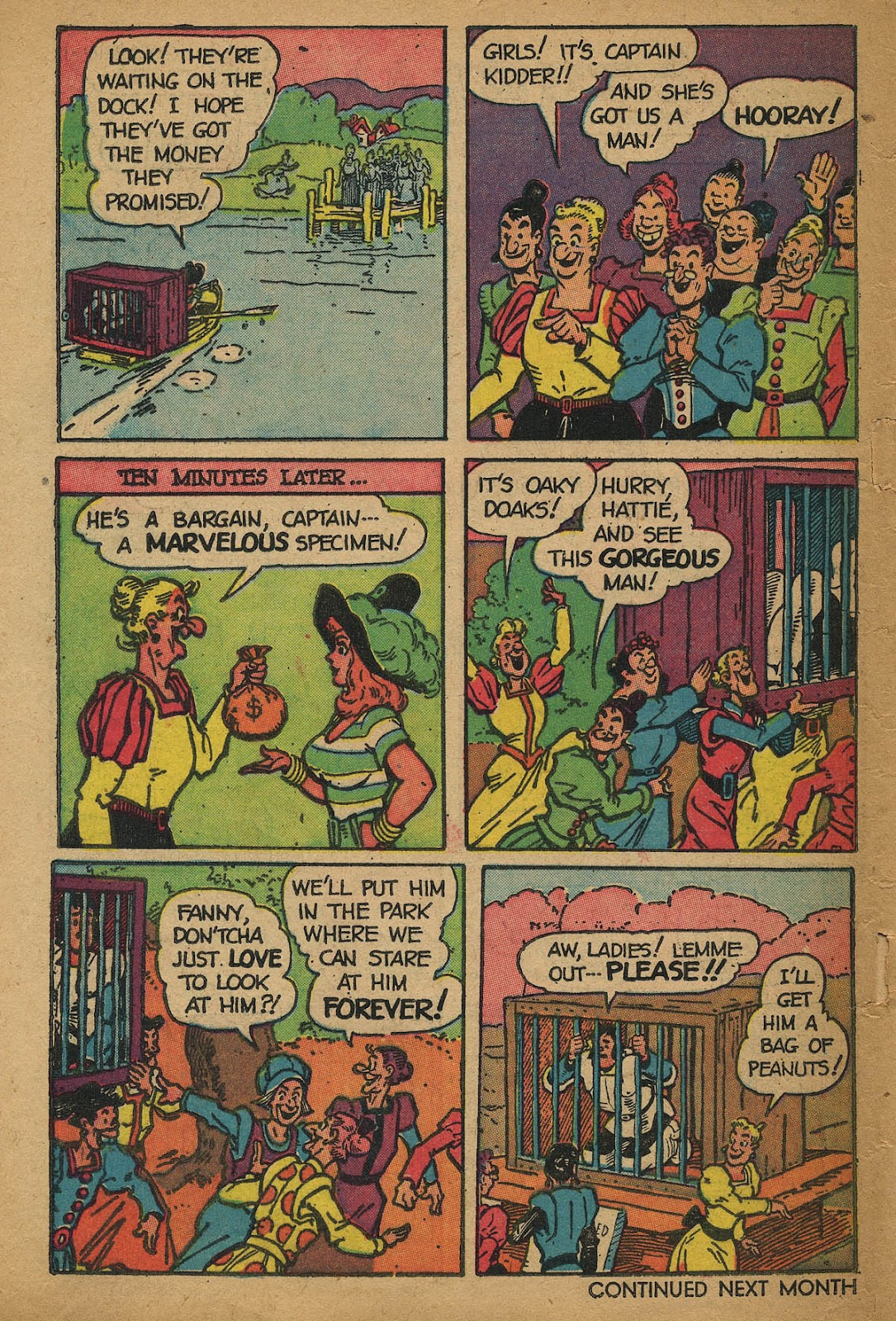 Read online Famous Funnies comic -  Issue #162 - 48