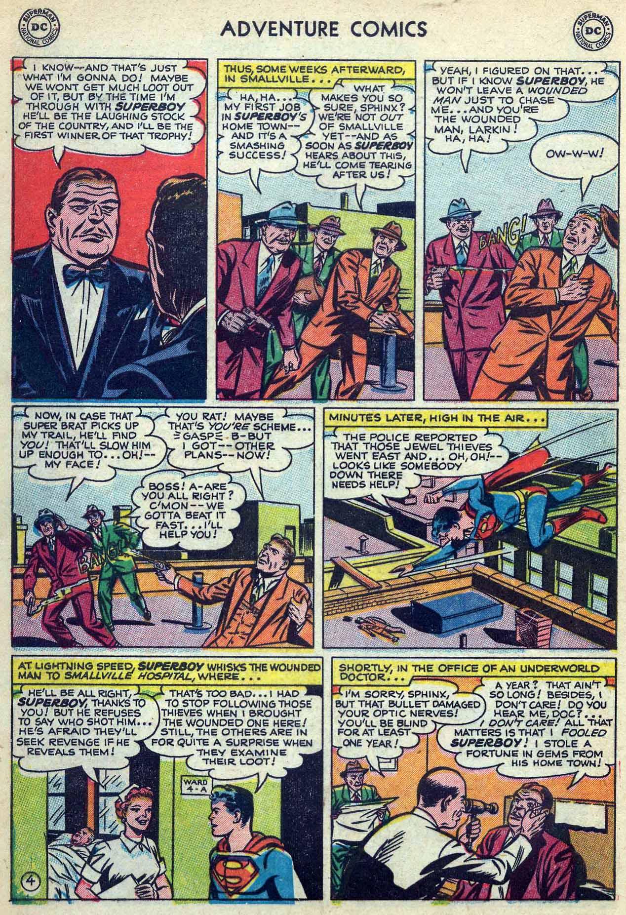 Read online Adventure Comics (1938) comic -  Issue #180 - 6