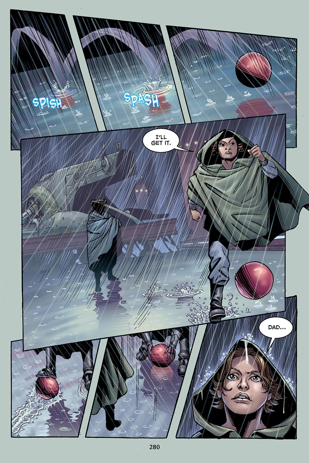 Read online Star Wars Omnibus comic -  Issue # Vol. 10 - 276