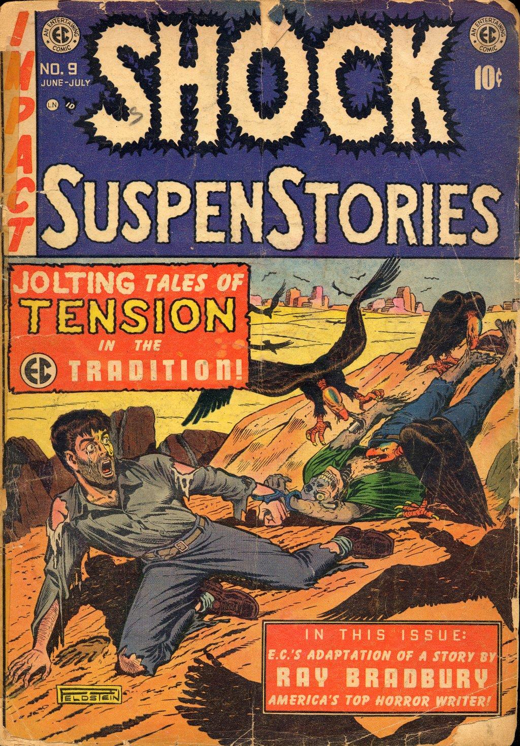 Shock SuspenStories issue 9 - Page 1
