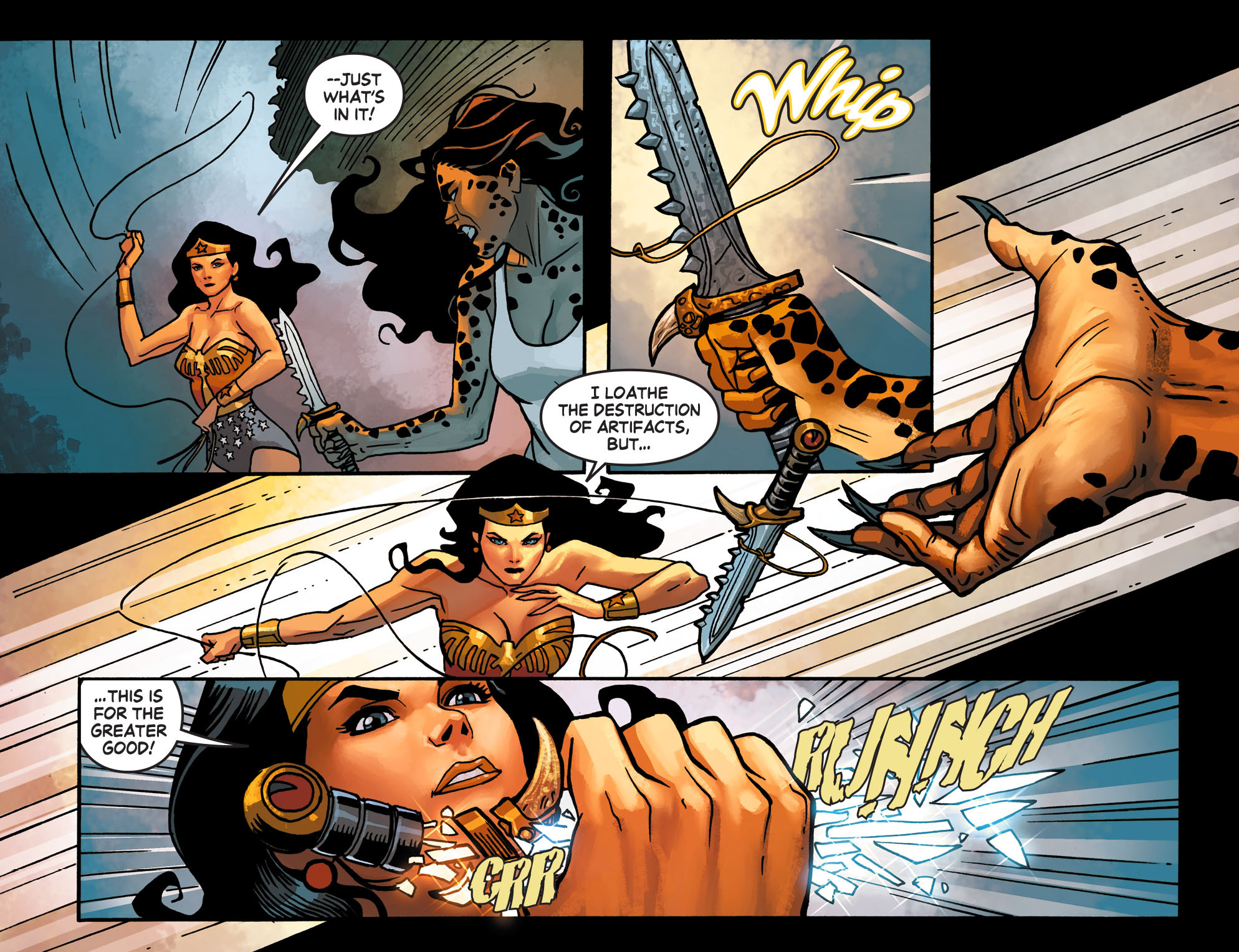 Read online Wonder Woman '77 [I] comic -  Issue #9 - 16