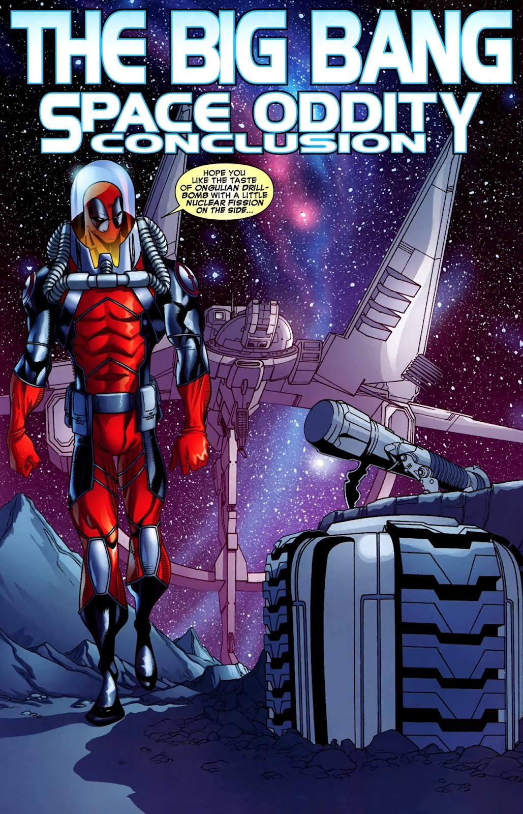 Read online Deadpool (2008) comic -  Issue #35 - 6