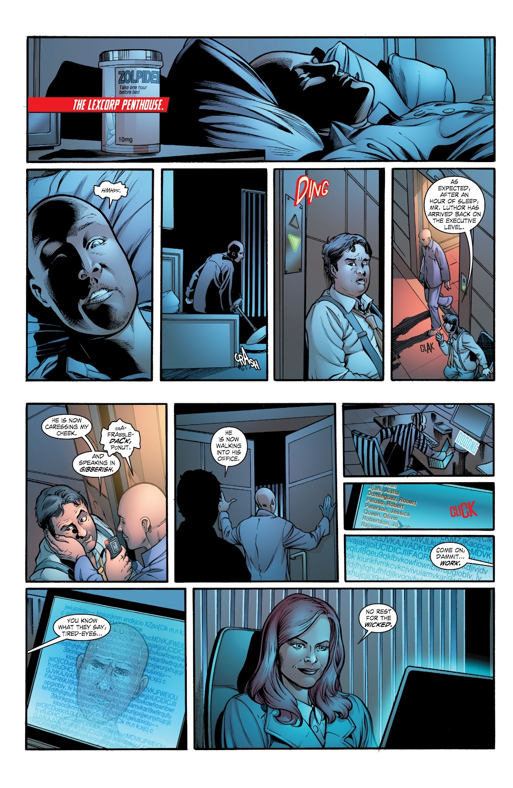 Read online Smallville Season 11 [II] comic -  Issue # TPB 2 - 65