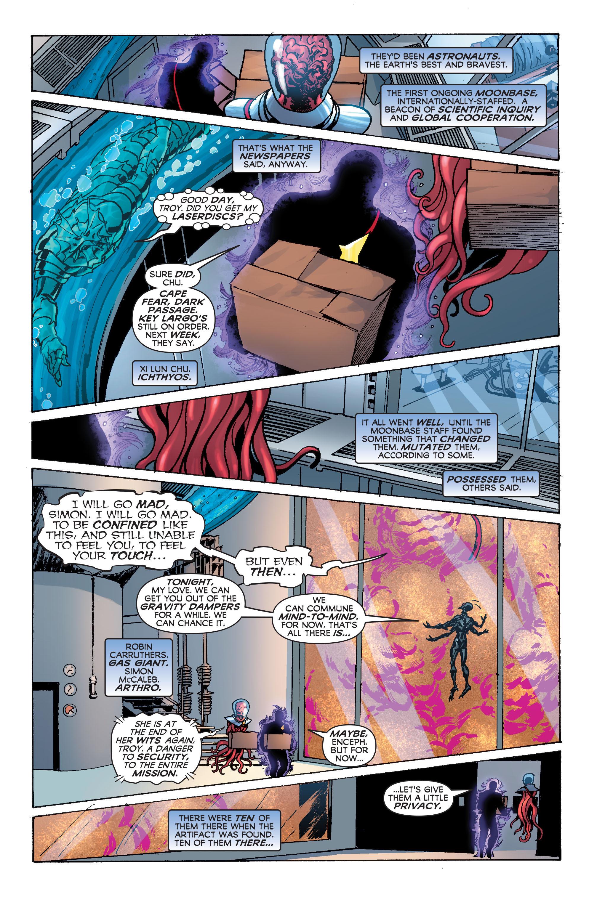 Read online Astro City: Dark Age/Book Three comic -  Issue #3 - 6