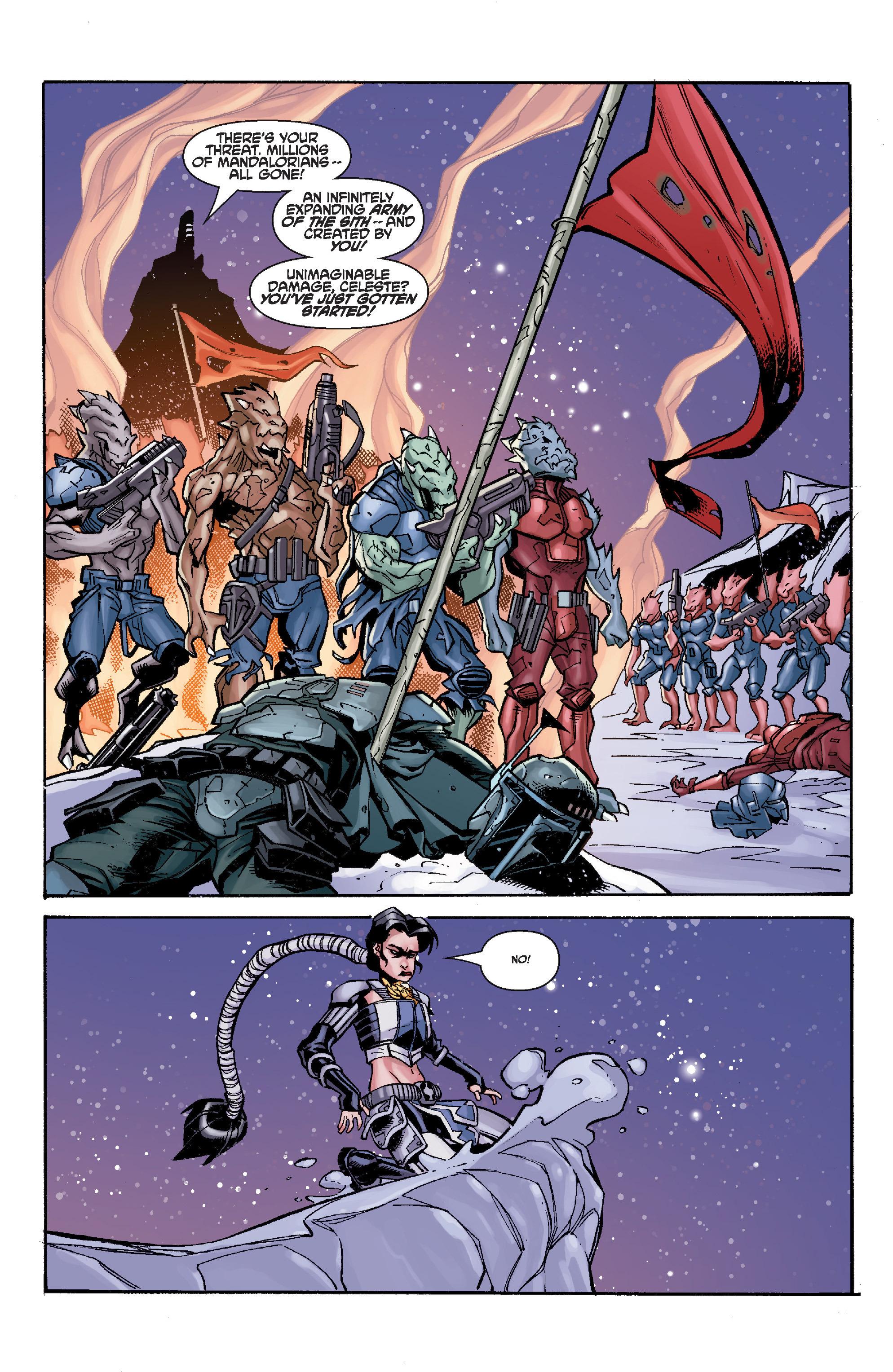 Read online Star Wars Omnibus comic -  Issue # Vol. 32 - 222