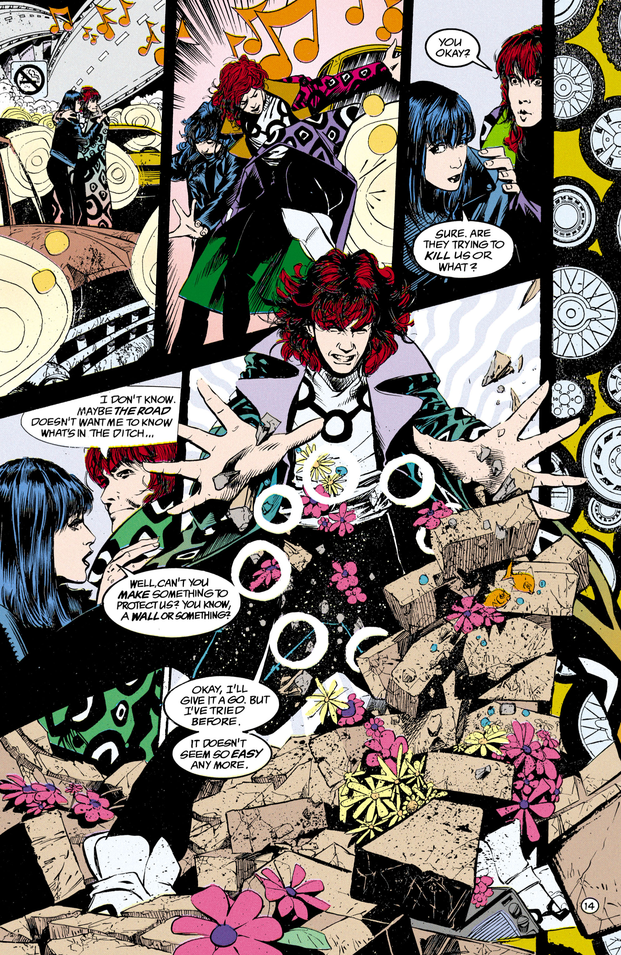 Read online Shade, the Changing Man comic -  Issue #24 - 15