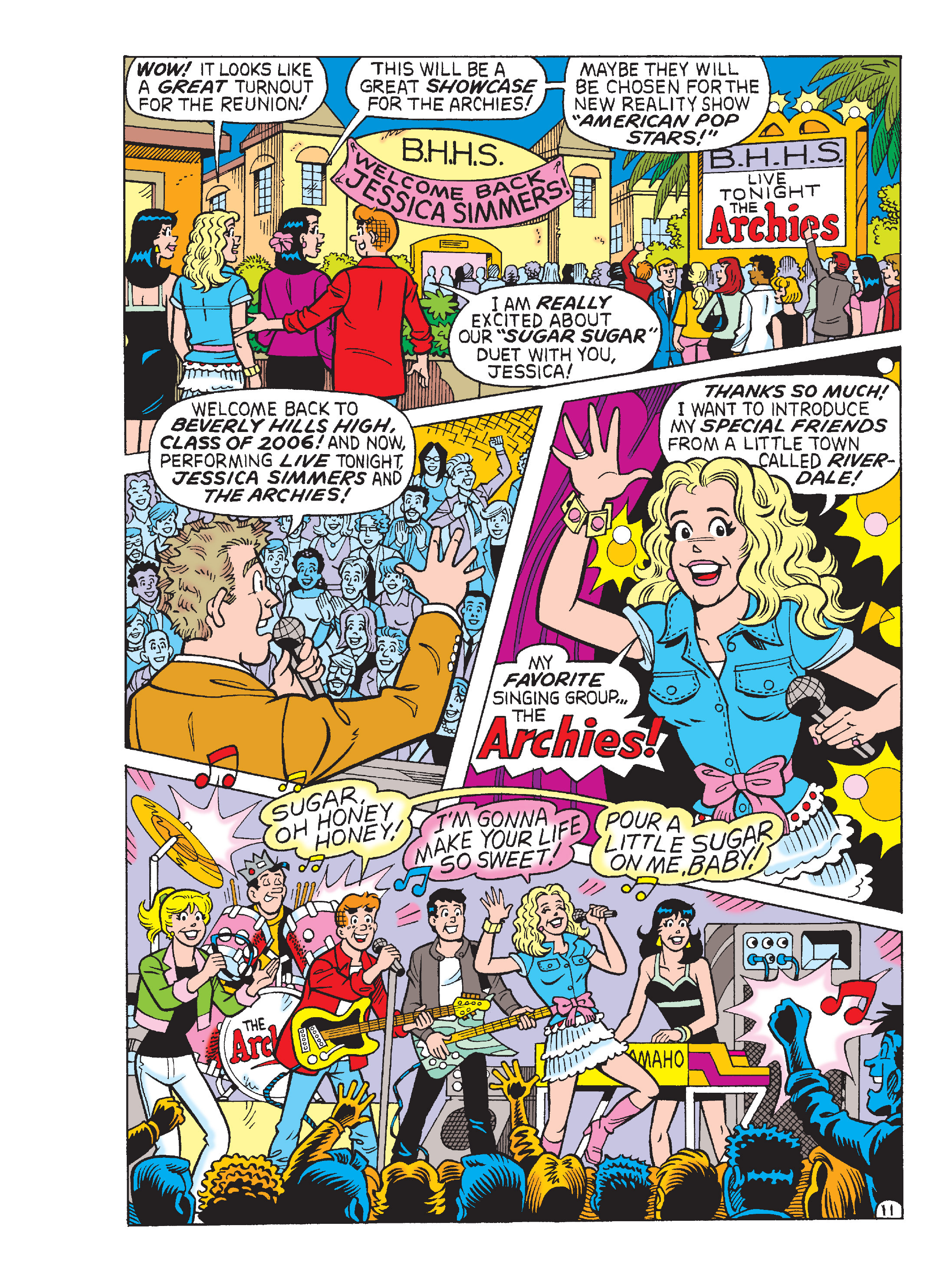 Read online World of Archie Double Digest comic -  Issue #55 - 72