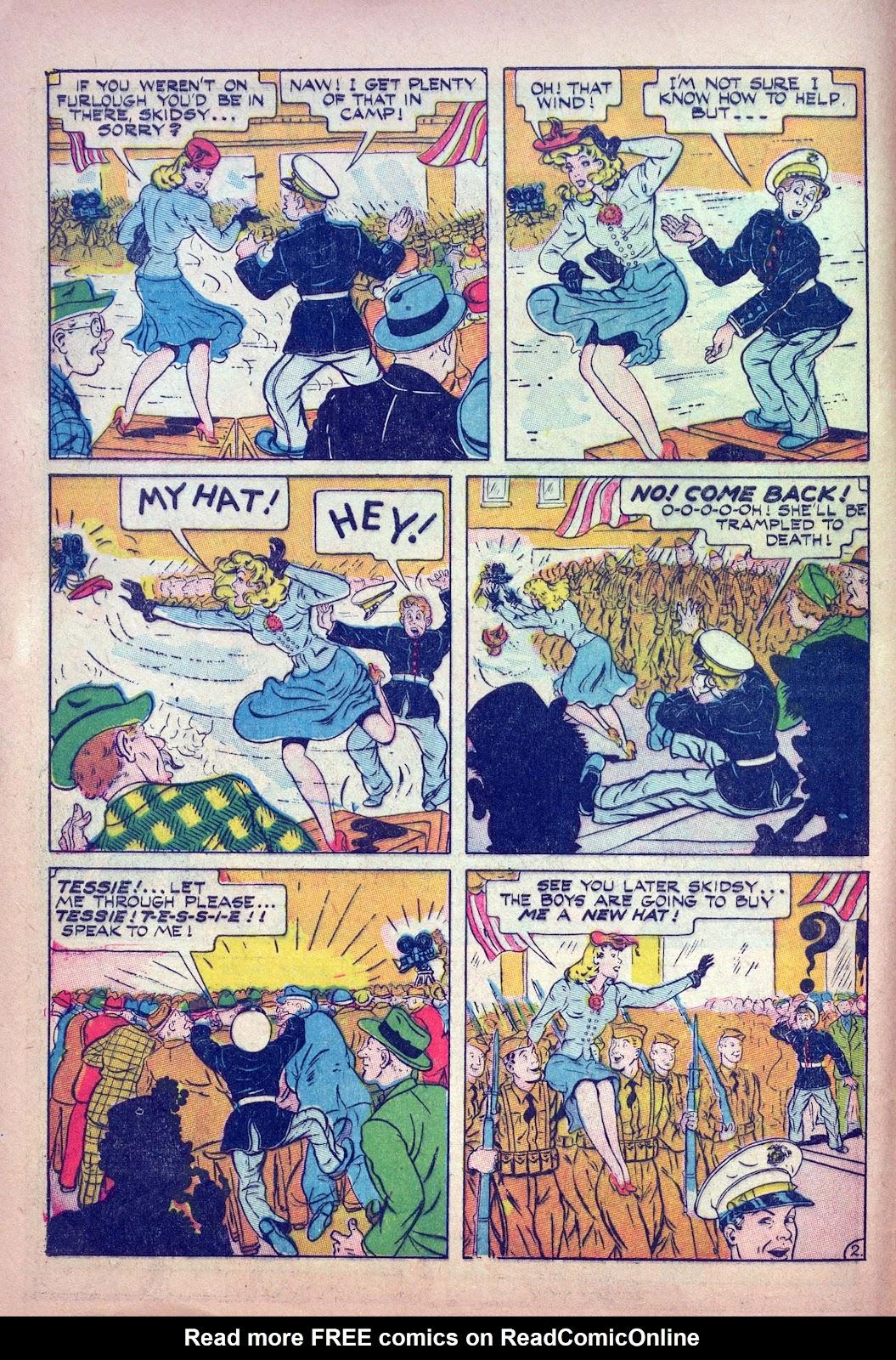 Read online Joker Comics comic -  Issue #14 - 12