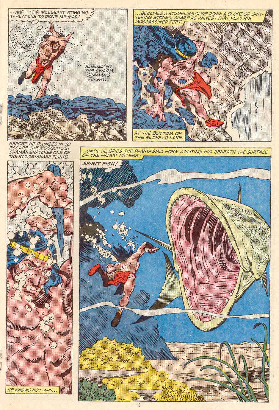 Read online Alpha Flight (1983) comic -  Issue #35 - 14