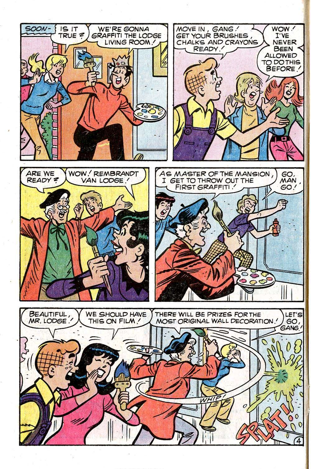 Read online Archie (1960) comic -  Issue #260 - 6