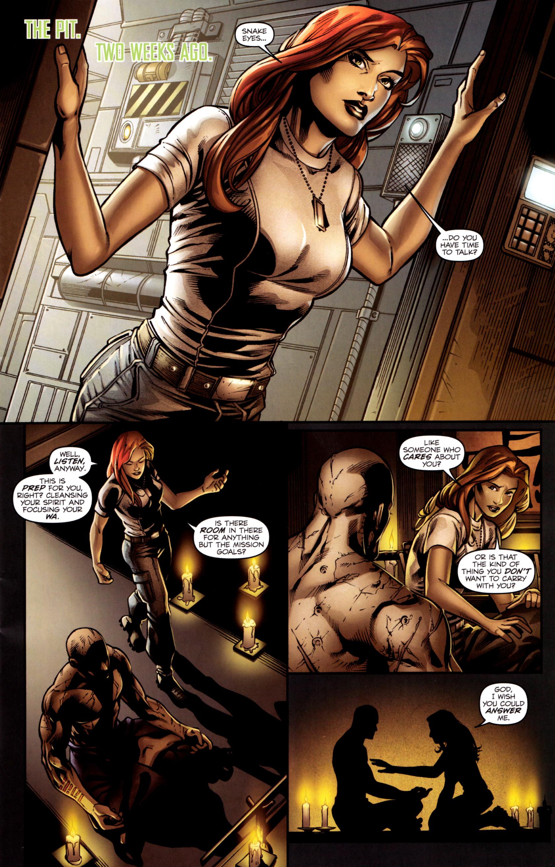 Read online G.I. Joe: Snake Eyes comic -  Issue #2 - 4