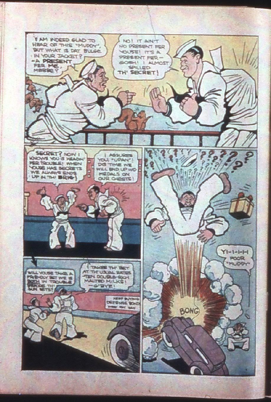 Read online Super-Magician Comics comic -  Issue #7 - 61