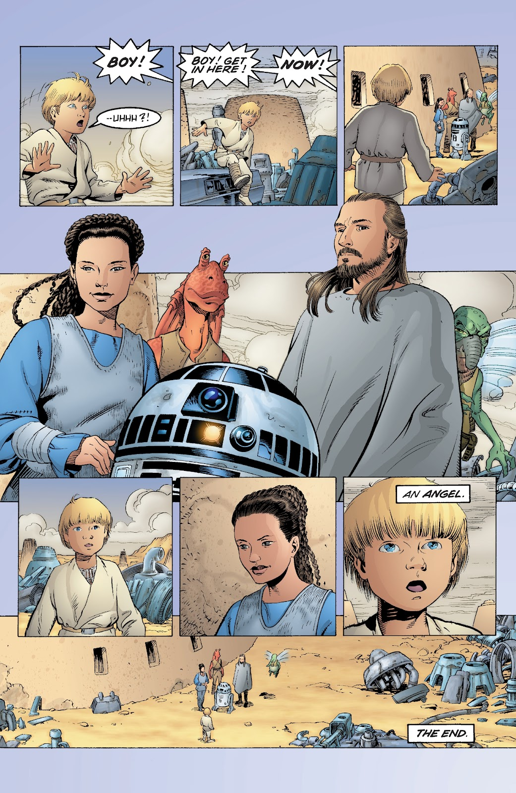 Read online Star Wars Legends: Rise of the Sith - Epic Collection comic -  Issue # TPB 2 (Part 4) - 66