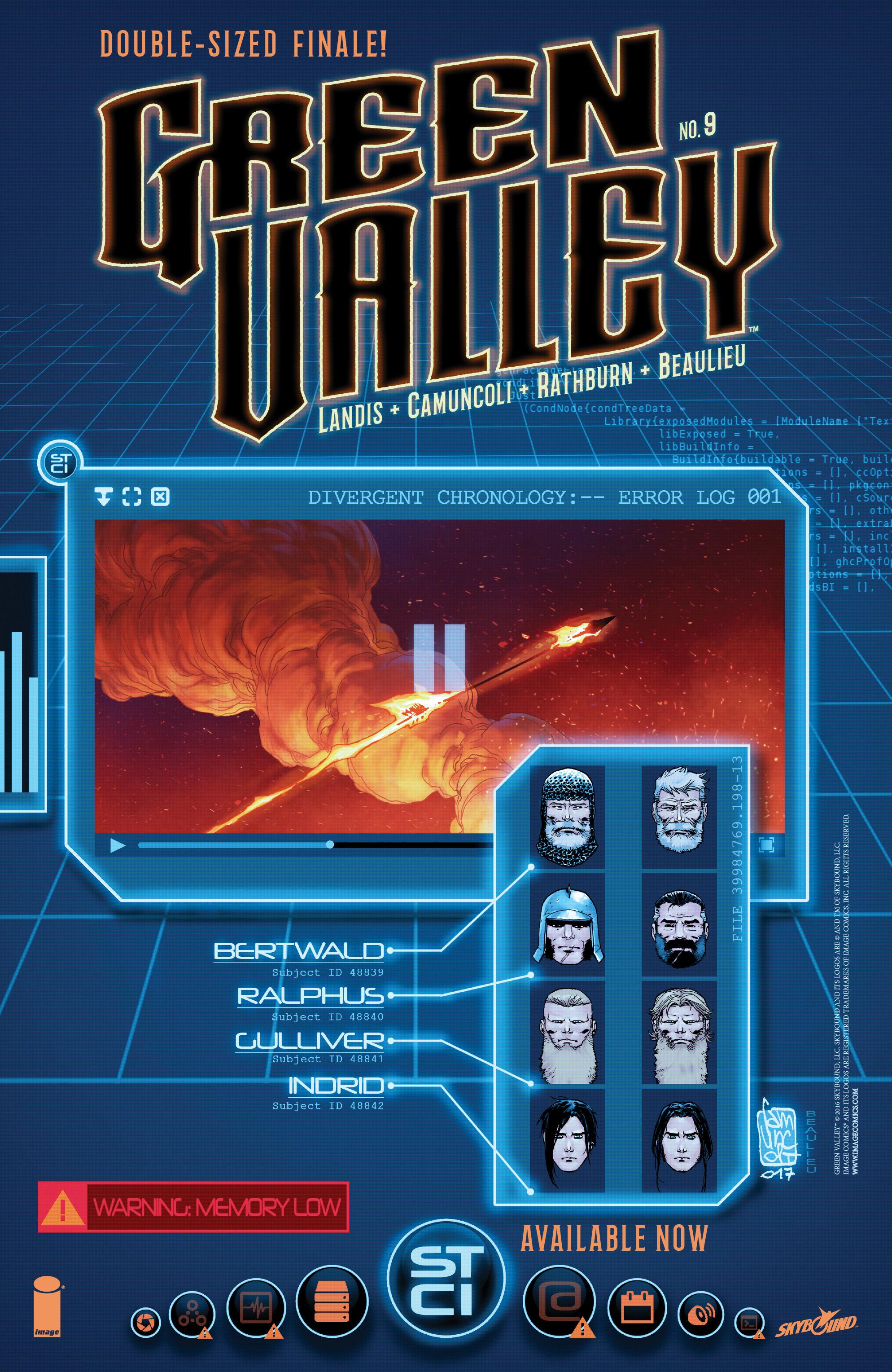 Read online Manifest Destiny comic -  Issue #29 - 25